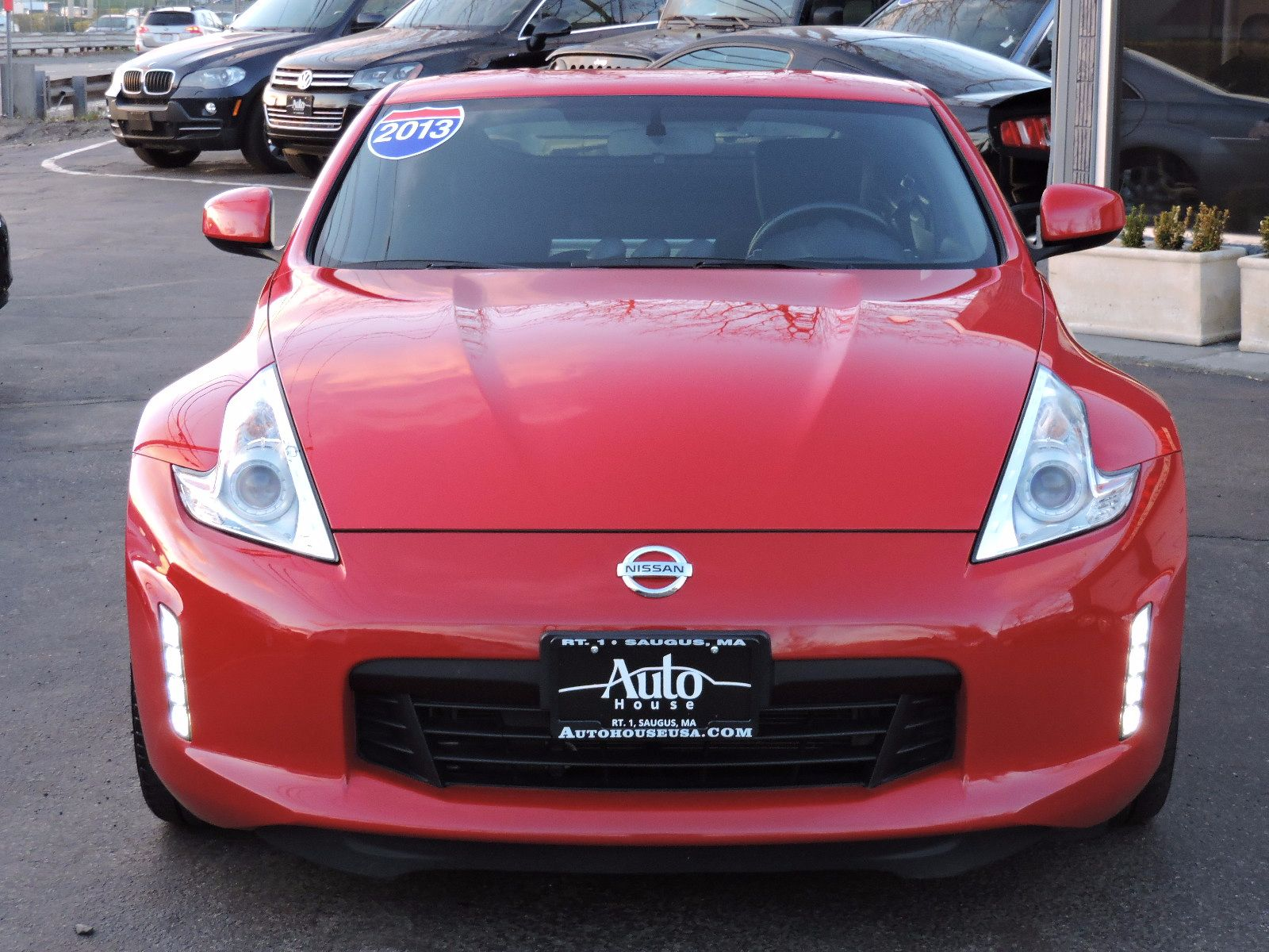 2013 nissan 370z touring 6 speed