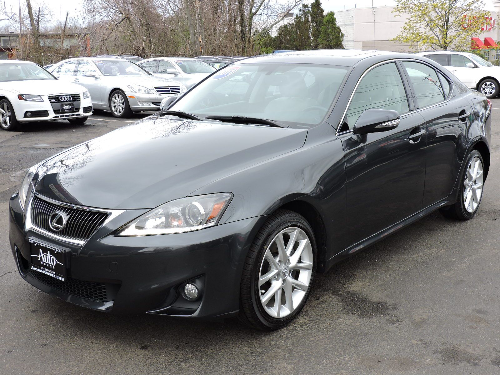 used 2011 lexus is 250 2 0t at saugus auto mall. Black Bedroom Furniture Sets. Home Design Ideas