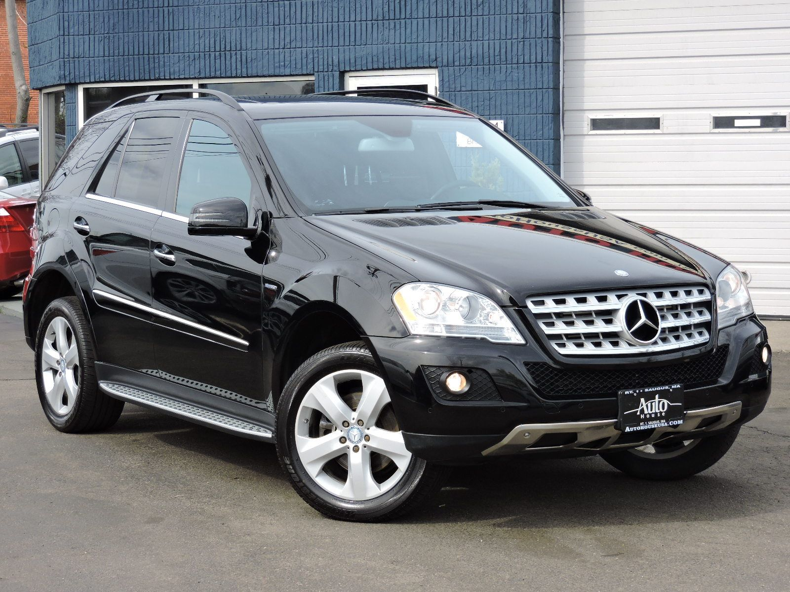used 2011 mercedes benz ml 350 ml 350 bluetec at saugus auto mall. Black Bedroom Furniture Sets. Home Design Ideas