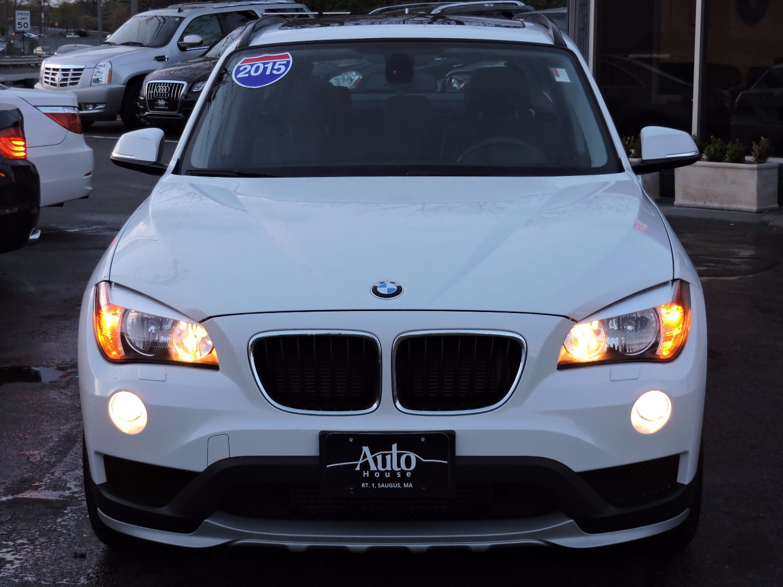 Used 2015 BMW X1 xDrive28i xDrive28i at Saugus Auto Mall