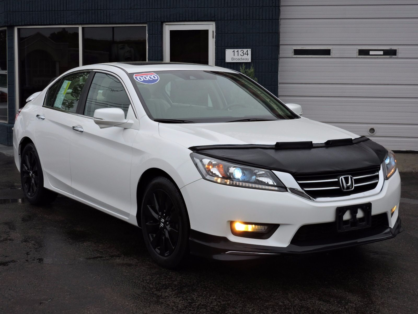 Used 2014 honda accord sedan touring at saugus auto mall for 2014 honda accord sedan