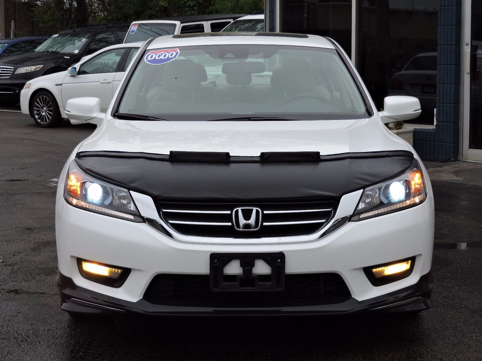used 2014 honda accord sedan ex l at saugus auto mall. Black Bedroom Furniture Sets. Home Design Ideas