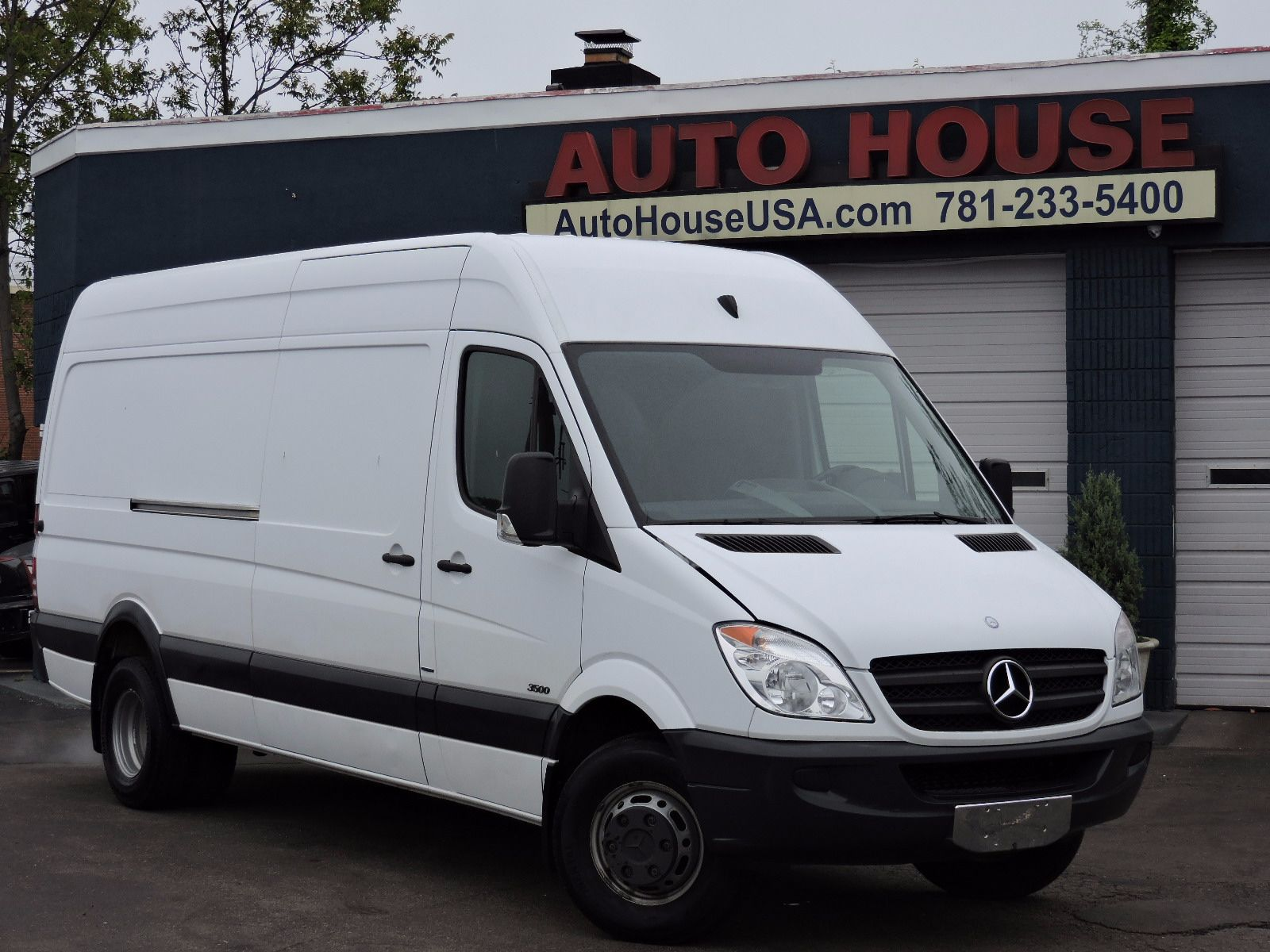 used premier benz sprinter mercedes at detail auto work vans cargo