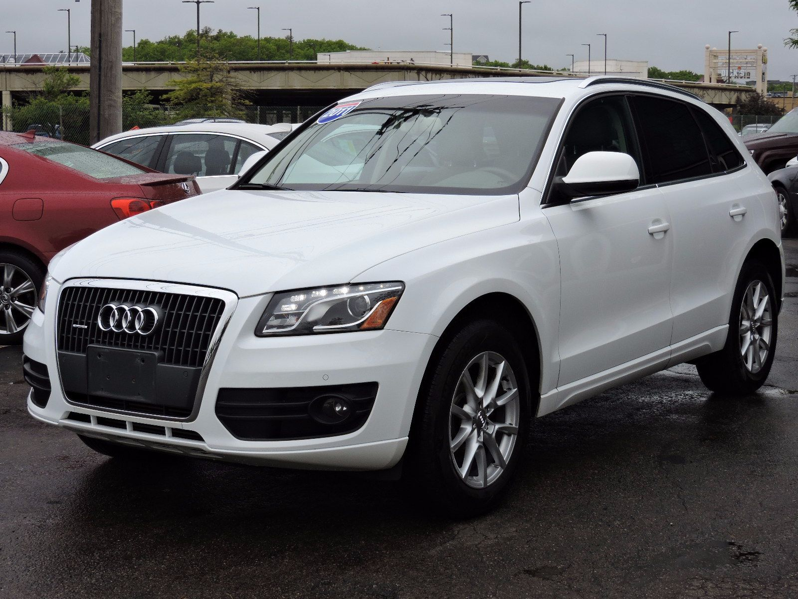 Used 2011 Audi Q5 2 0t Premium Plus At Saugus Auto Mall