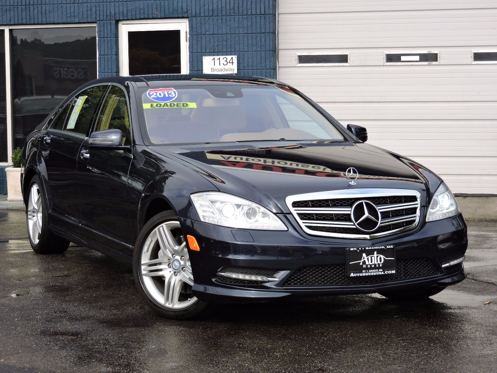 Used MercedesBenz S At Saugus Auto Mall - Mercedes benz auto mall