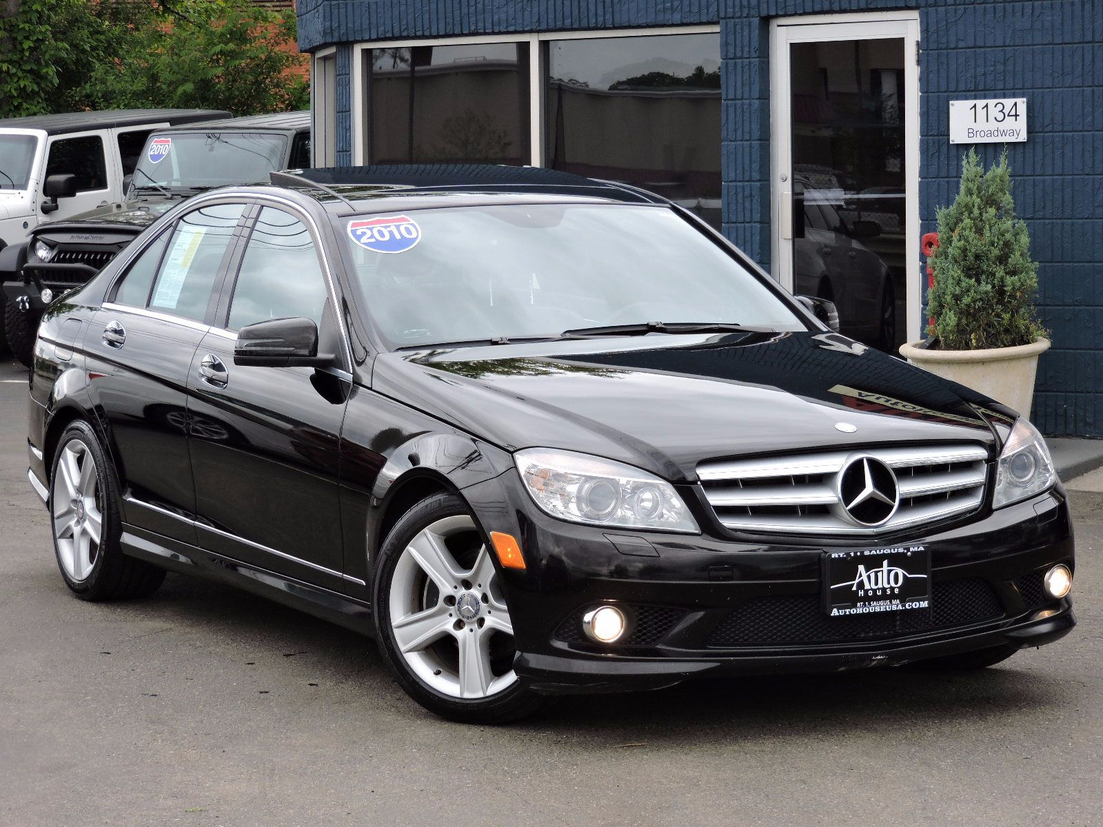 navigation mercedes used c wheel all drive at cars sport mall auto benz saugus class