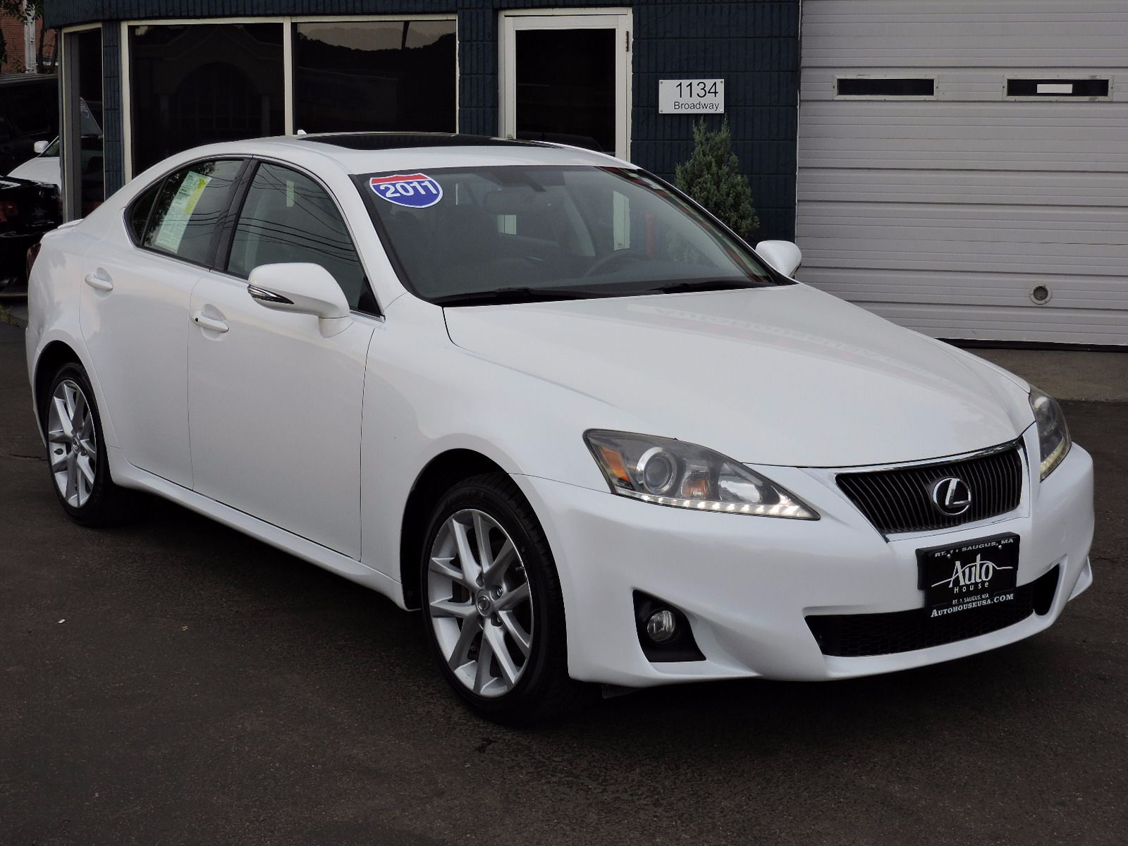 used 2011 lexus is 250 sport 5 5l at saugus auto mall. Black Bedroom Furniture Sets. Home Design Ideas