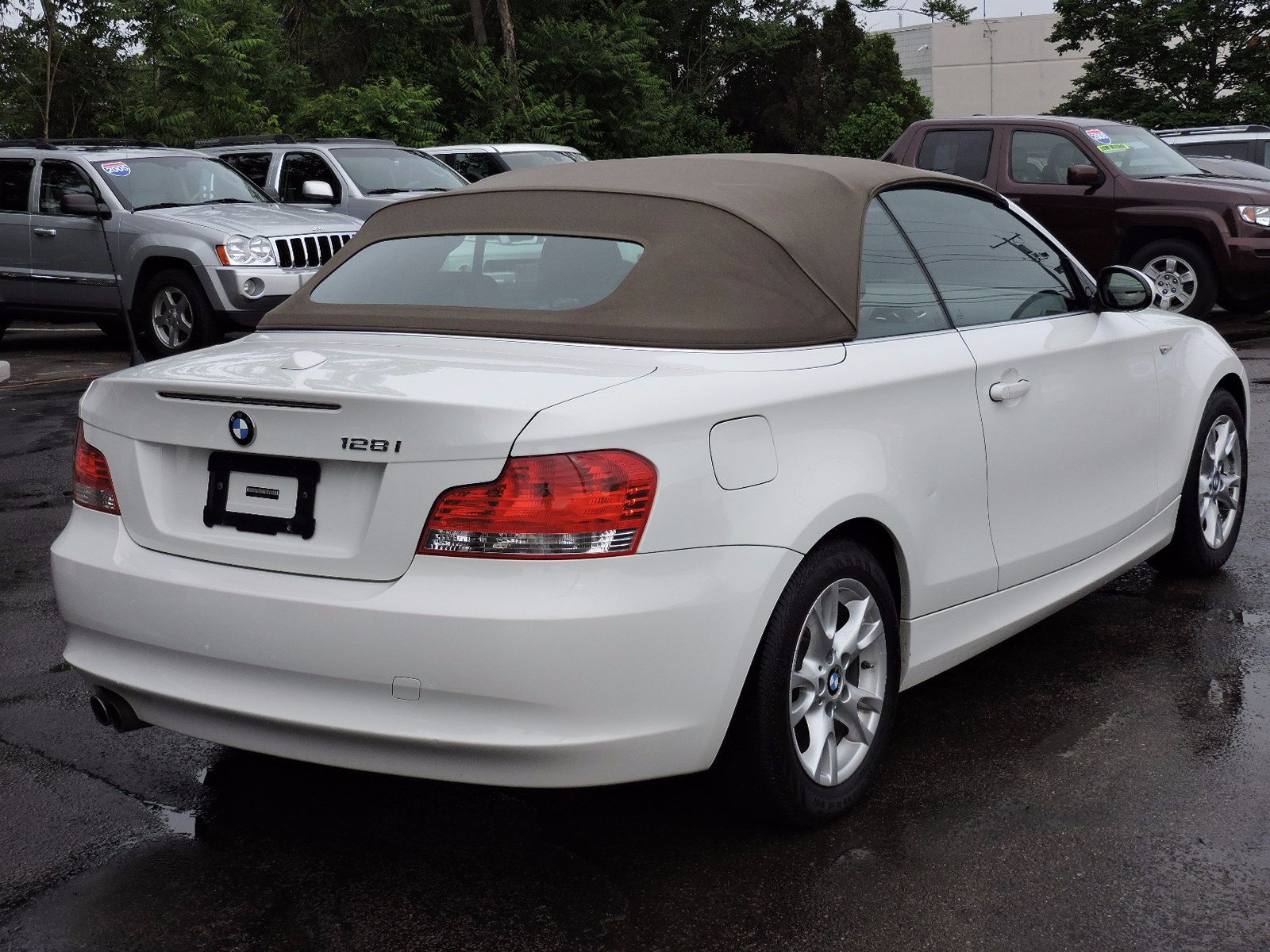 Used 2008 BMW 128i S at Saugus Auto Mall