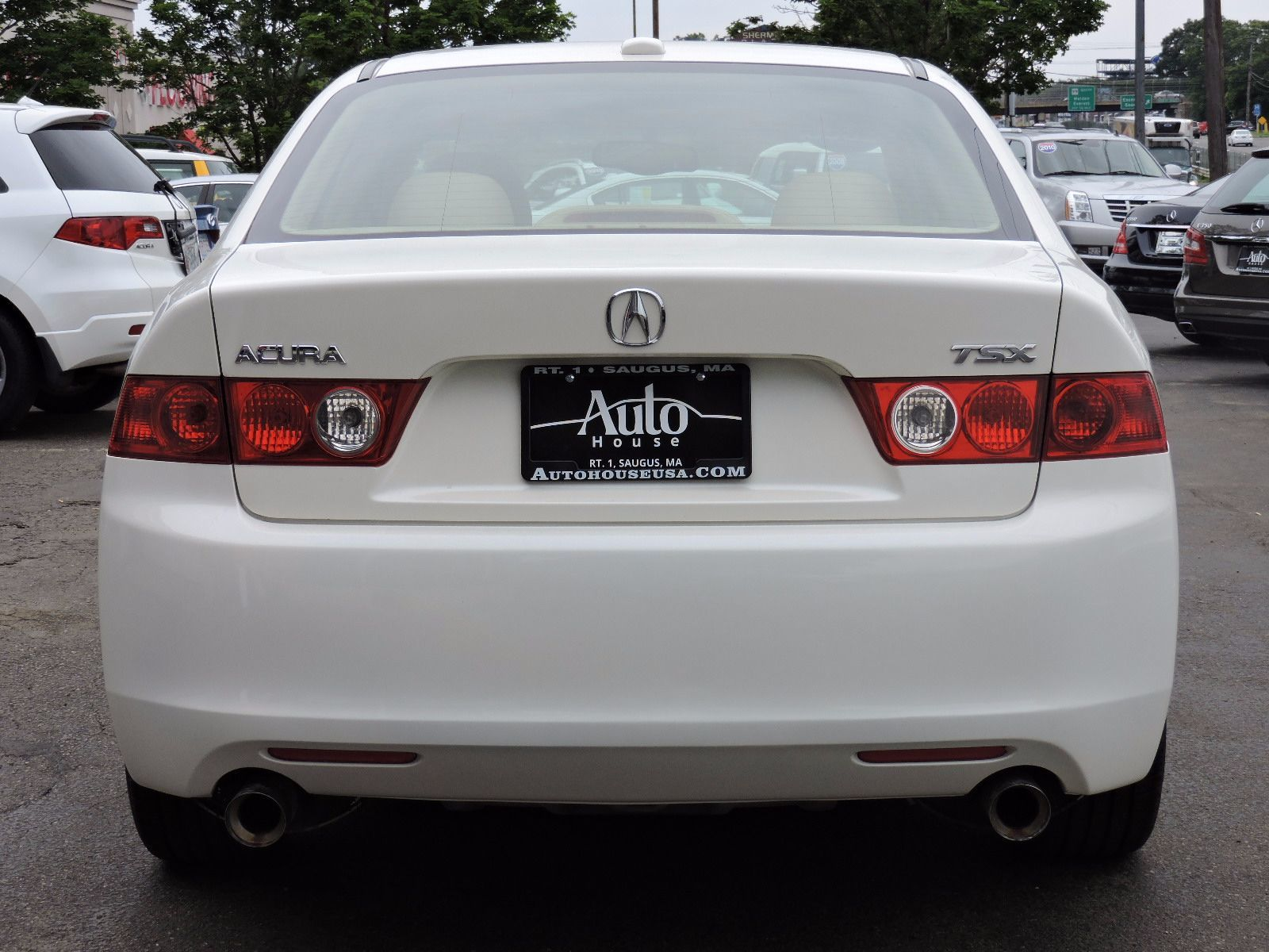 used 2005 acura tsx ex at saugus auto mall. Black Bedroom Furniture Sets. Home Design Ideas