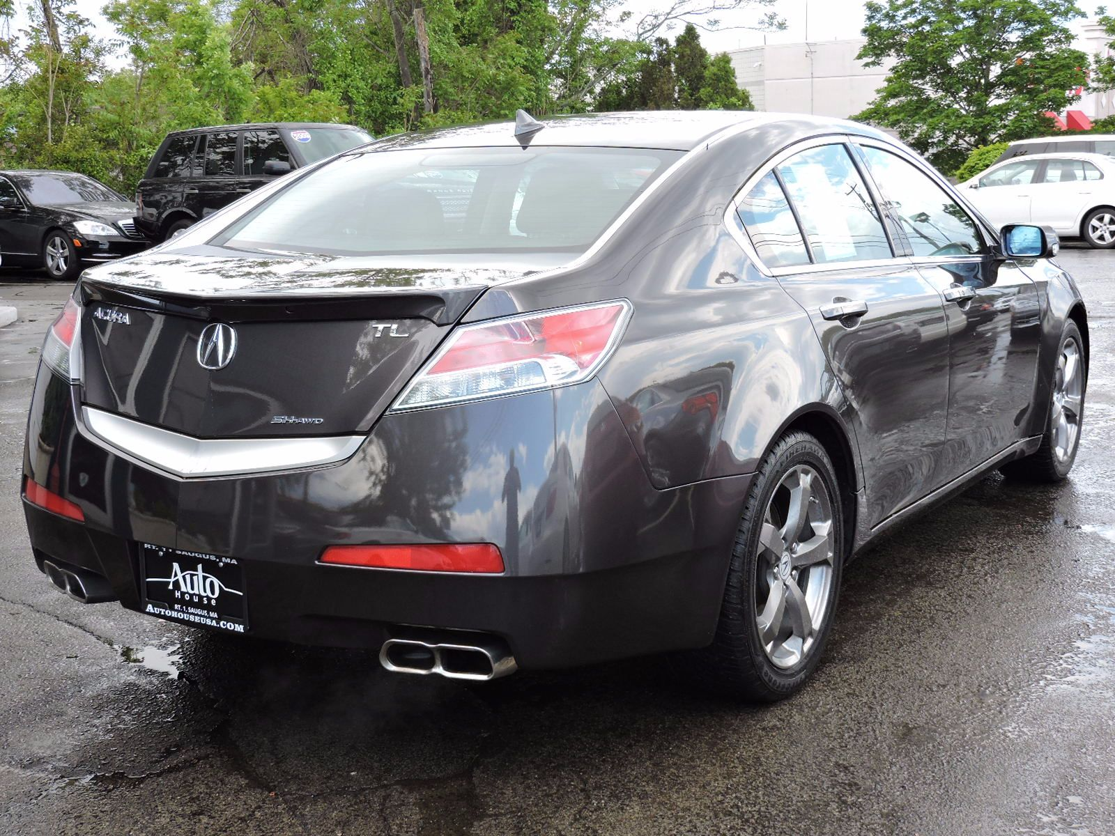 tech review drive first package acura awd with technology sh tl