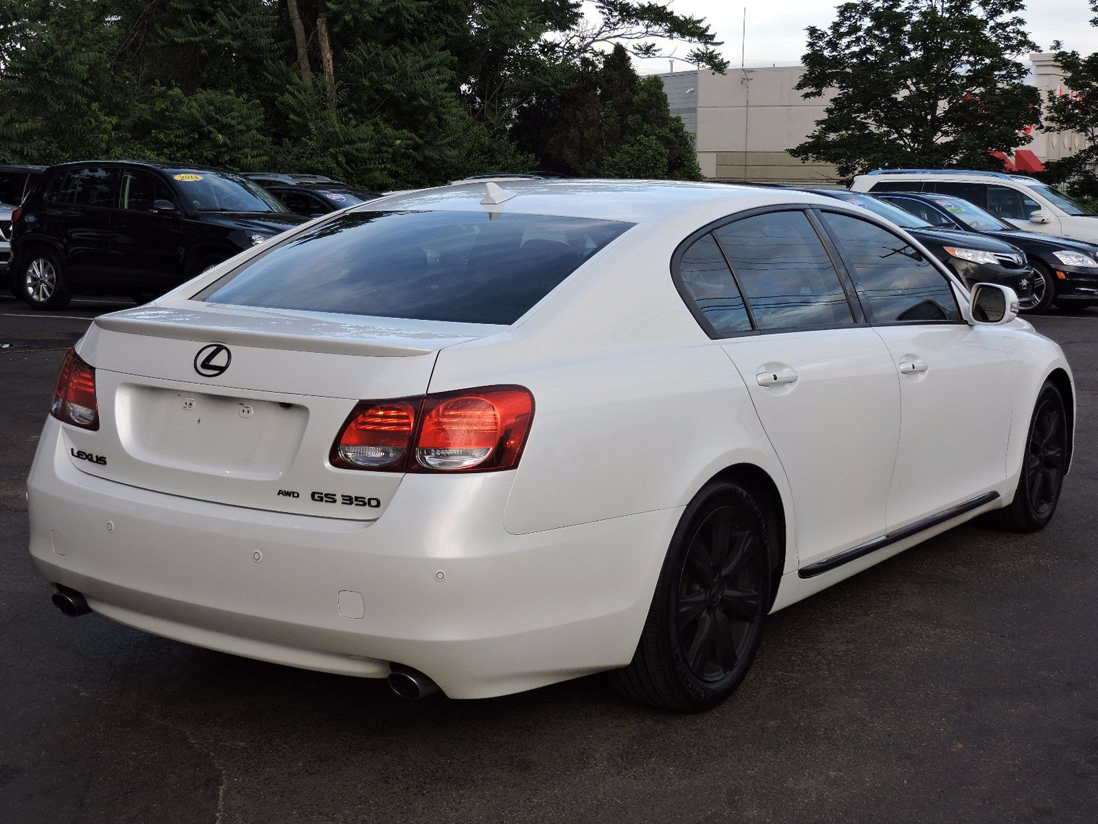 Used 2008 Lexus GS 350 i at Saugus Auto Mall