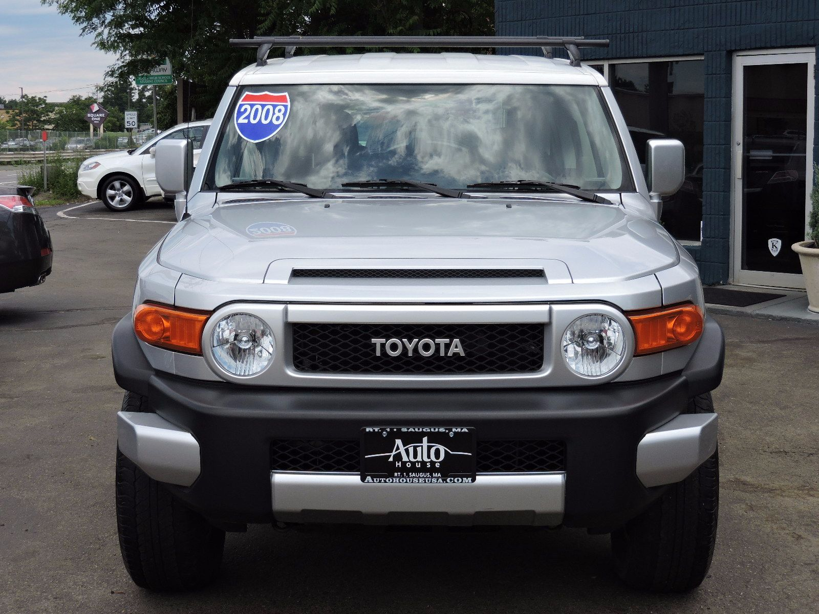 used 2008 toyota fj cruiser se at saugus auto mall. Black Bedroom Furniture Sets. Home Design Ideas