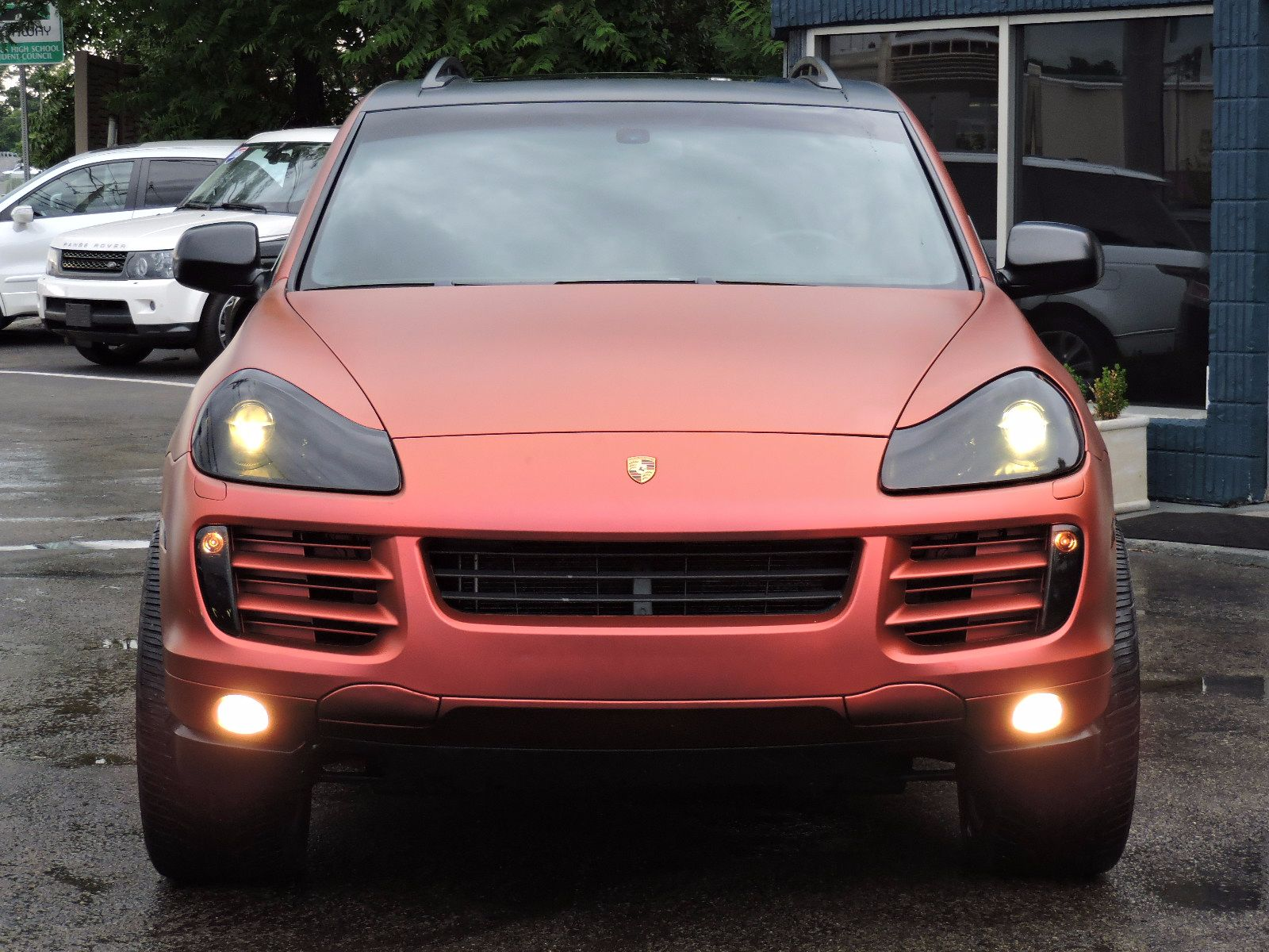 used 2008 porsche cayenne s wsunroof at saugus auto mall. Black Bedroom Furniture Sets. Home Design Ideas