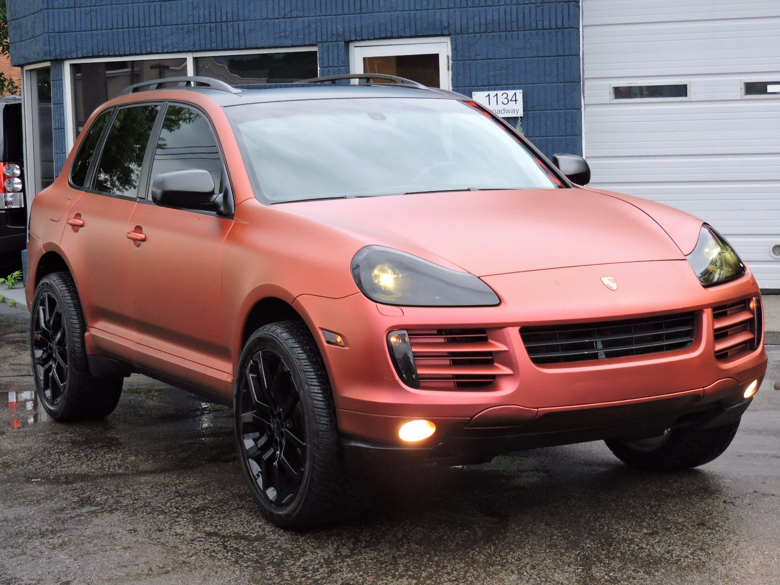 used 2008 porsche cayenne 3 2l premium plus at saugus auto mall. Black Bedroom Furniture Sets. Home Design Ideas