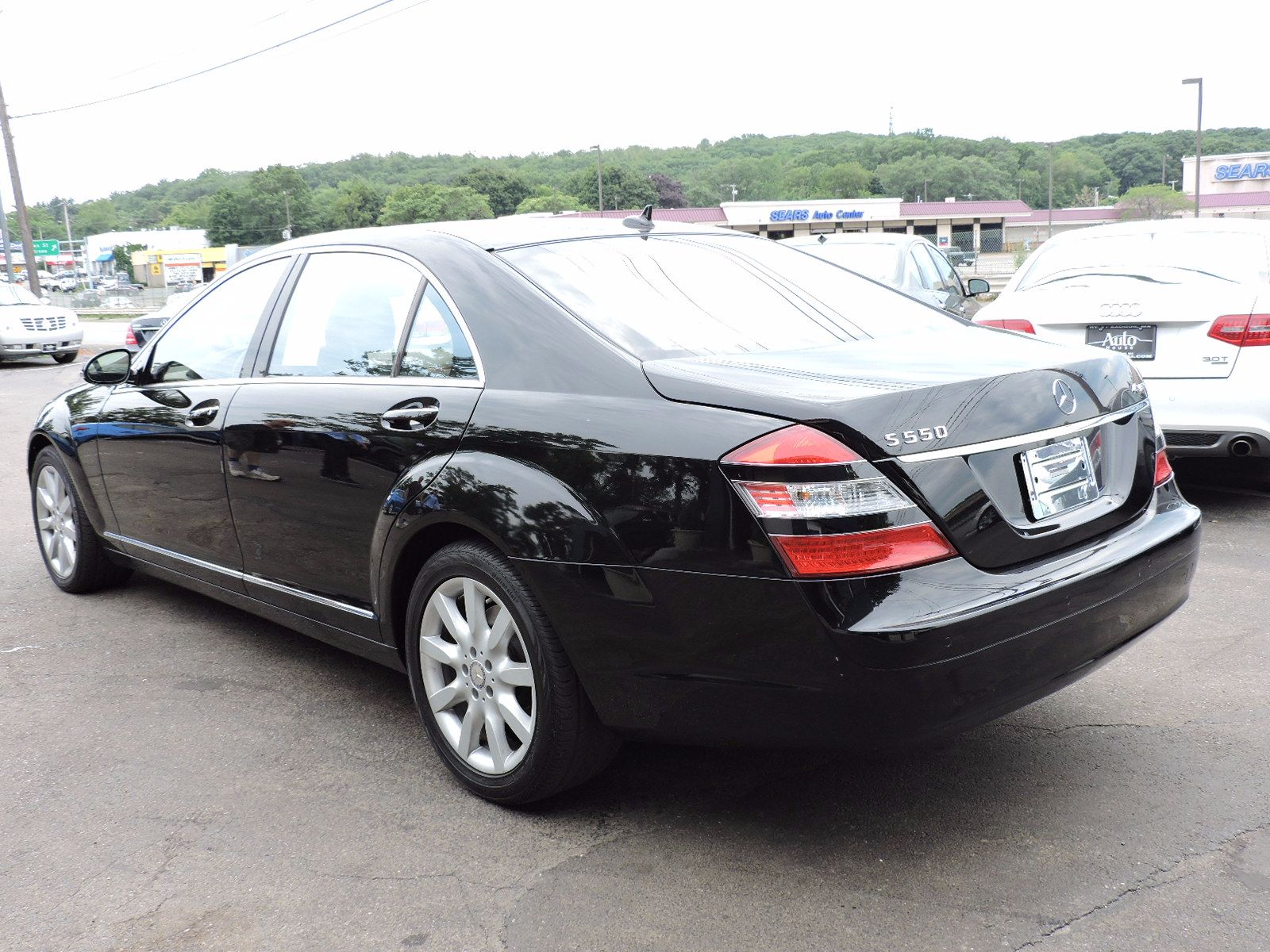 Used 2008 mercedes benz s class 5 5l v8 at saugus auto mall for 2008 mercedes benz s550 4matic price