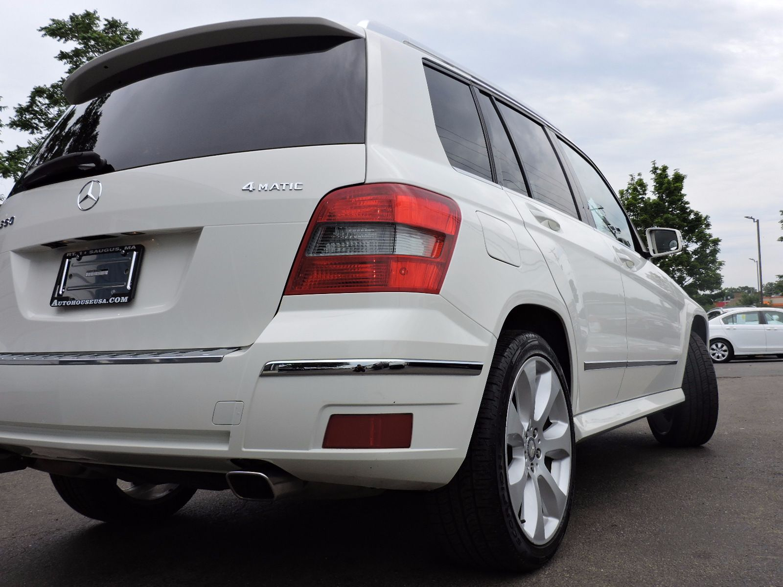Used 2010 mercedes benz glk class s wsunroof at saugus for Mercedes benz glk class