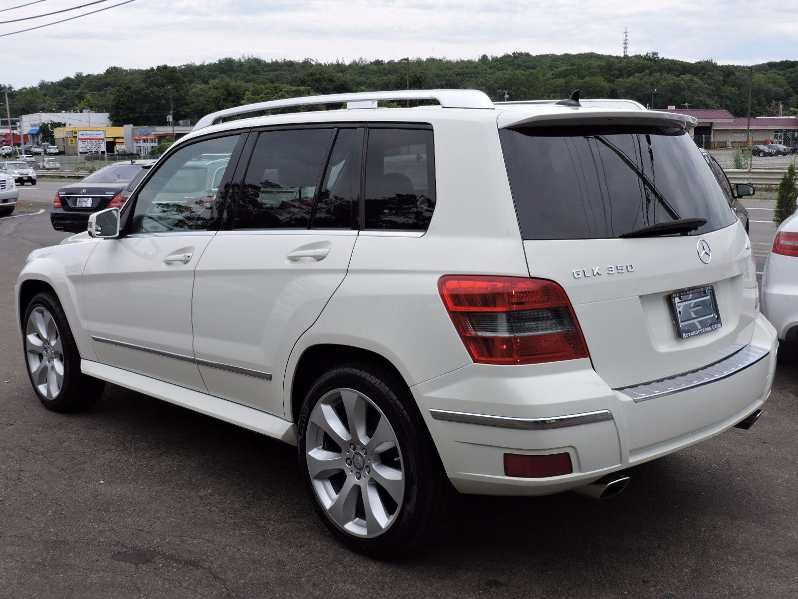 Used 2010 mercedes benz glk class se at saugus auto mall for Used mercedes benz glk