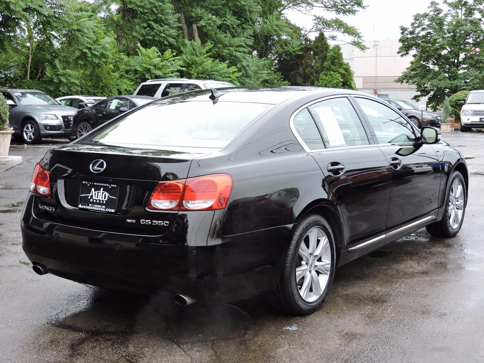 used 2008 lexus gs 350 limited at saugus auto mall. Black Bedroom Furniture Sets. Home Design Ideas