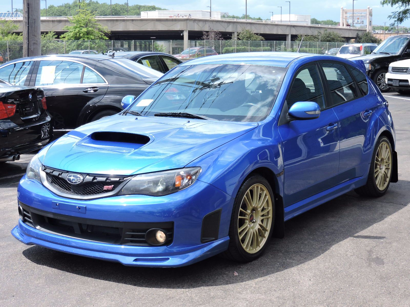 Subaru All Wheel Drive >> Used 2010 Subaru Impreza WRX WRX STI at Saugus Auto Mall