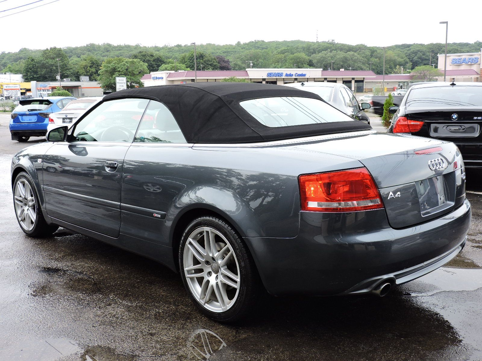 used 2009 audi a4 2 0t special edition at saugus auto mall. Black Bedroom Furniture Sets. Home Design Ideas
