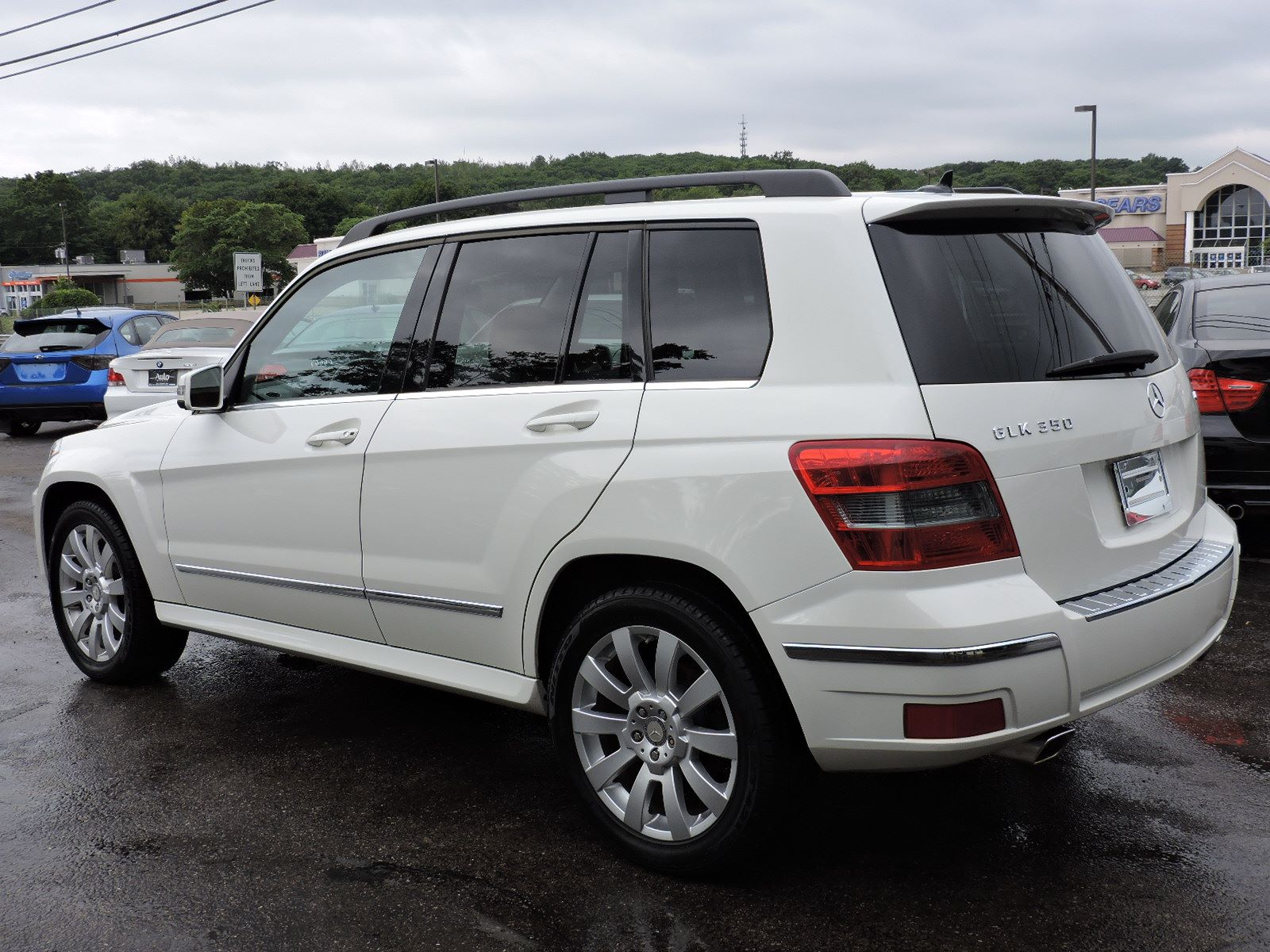 Used 2012 mercedes benz glk 350 at saugus auto mall for Mercedes benz glk 350 maintenance schedule