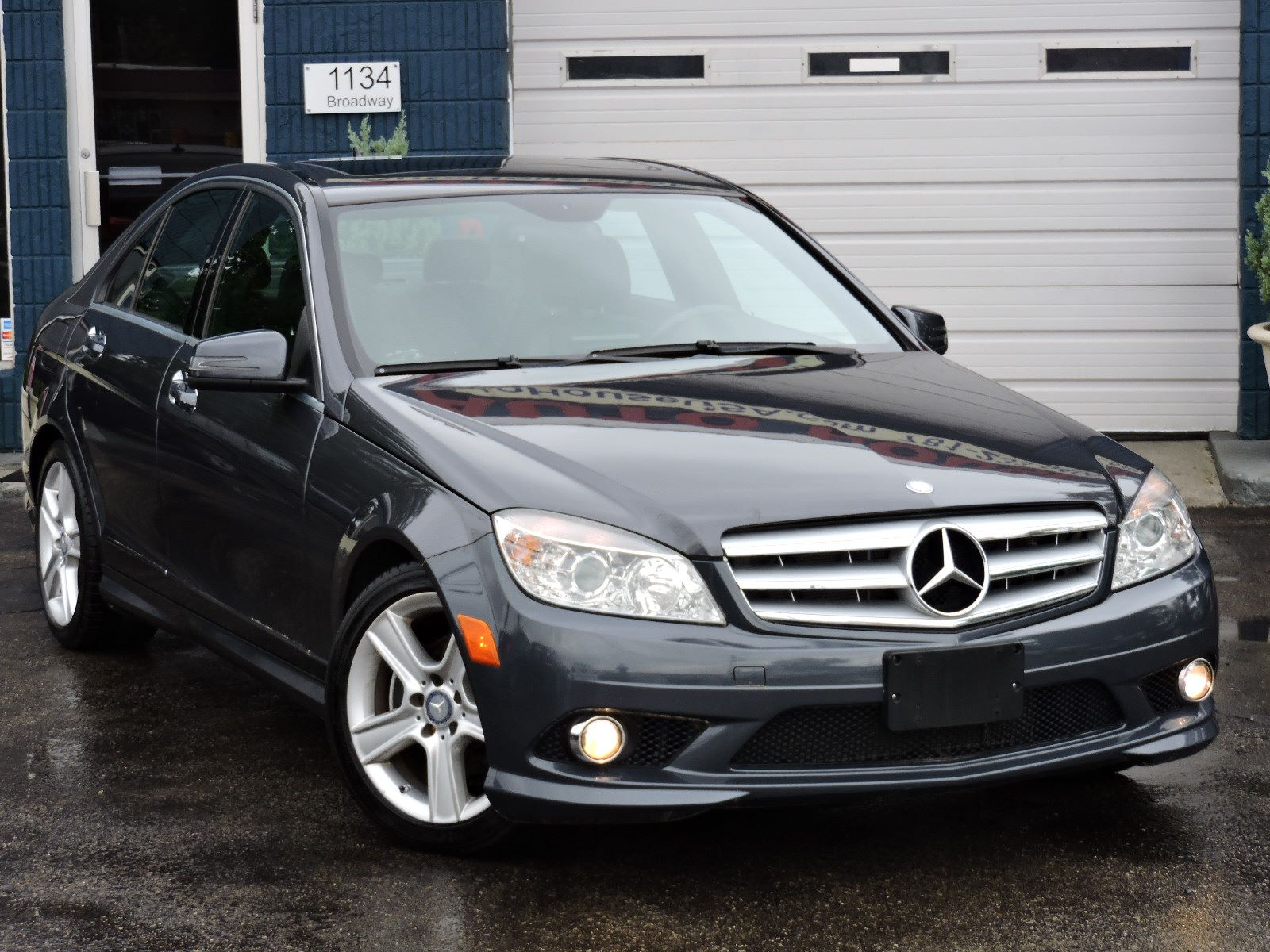 Used 2010 mercedes benz c 300 c 300 sport at saugus auto mall for Used mercedes benz 300