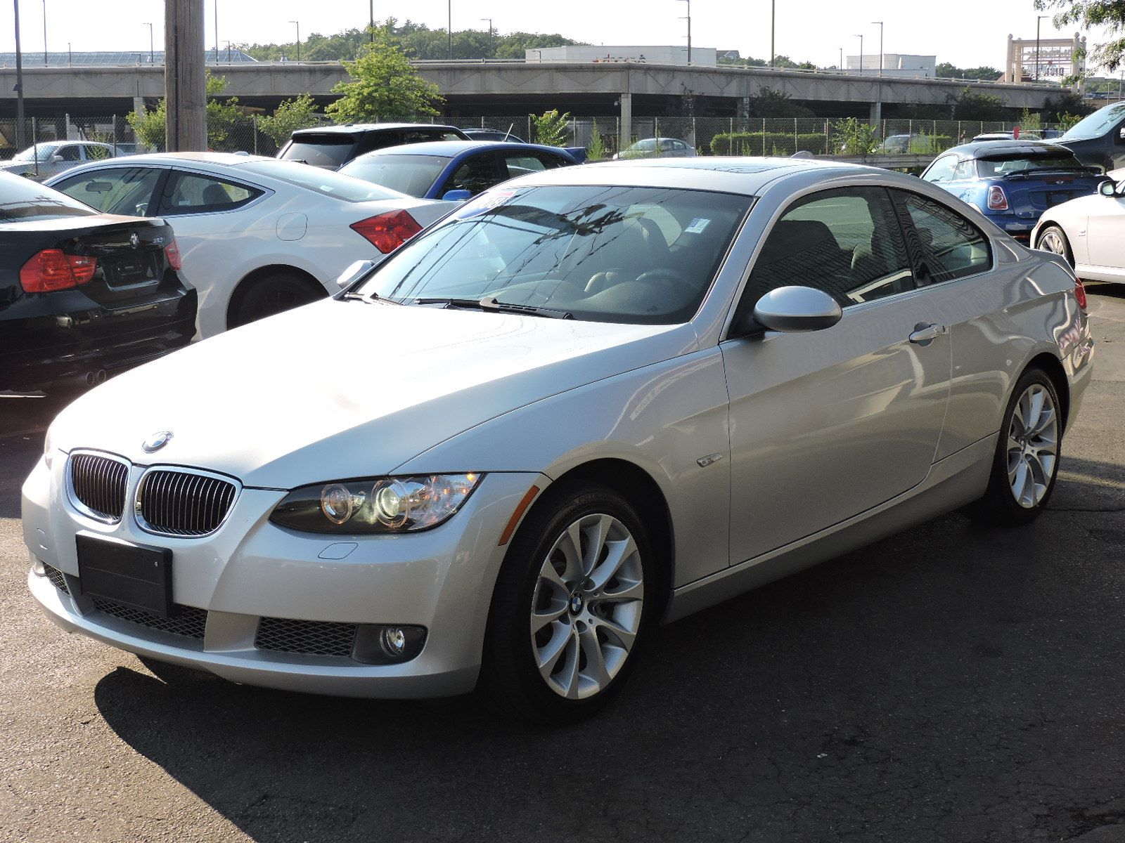Used 2008 BMW 335xi at Saugus Auto Mall
