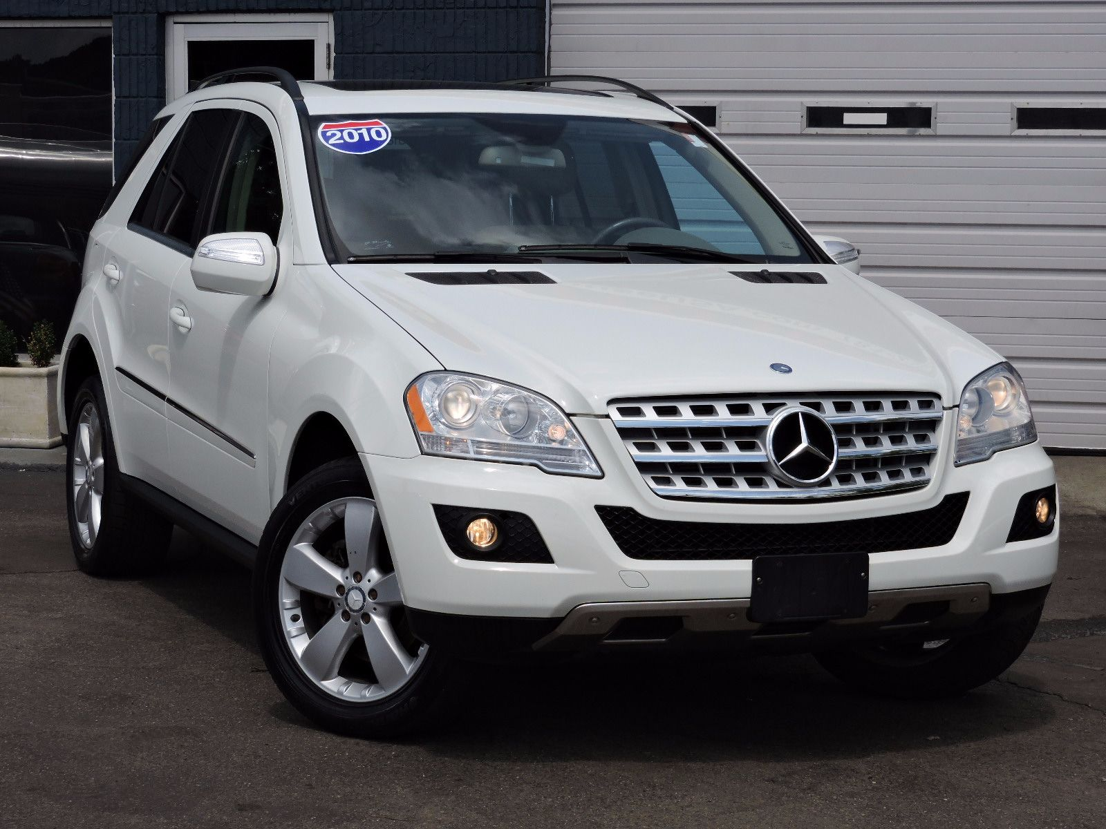 used 2010 mercedes benz ml 350 lt at saugus auto mall. Black Bedroom Furniture Sets. Home Design Ideas