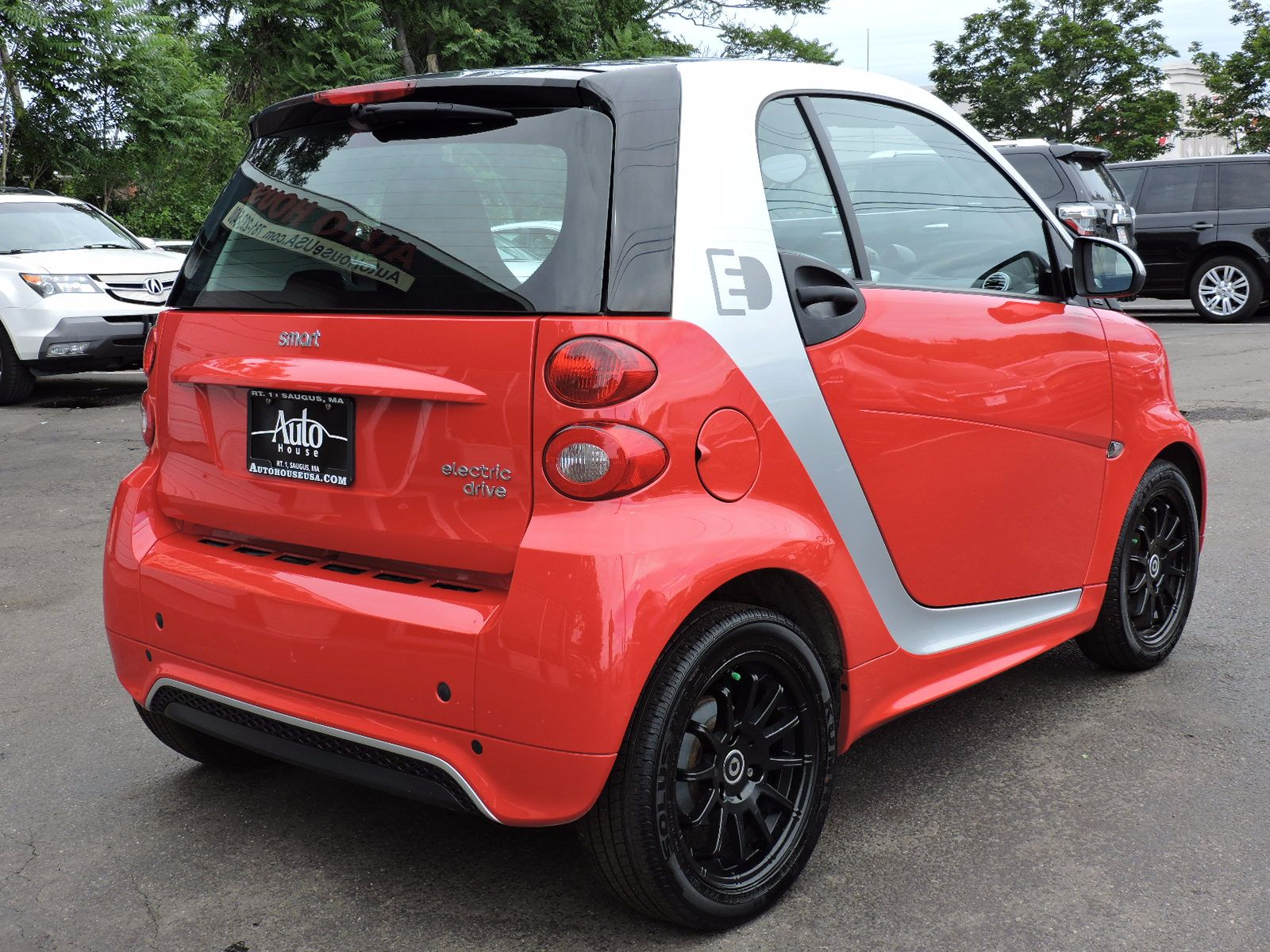 used 2013 smart fortwo electric drive 2 0t special edition at saugus auto mall. Black Bedroom Furniture Sets. Home Design Ideas
