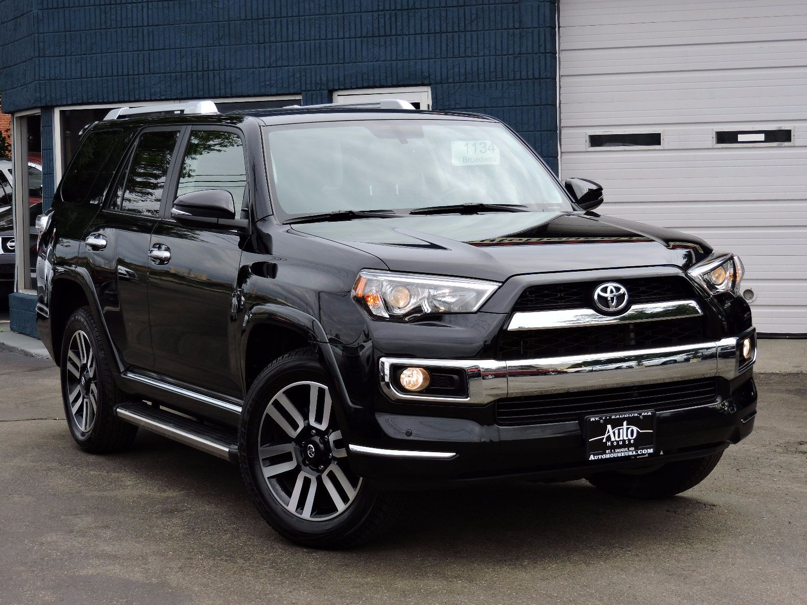 used 2016 toyota 4runner limited at saugus auto mall. Black Bedroom Furniture Sets. Home Design Ideas