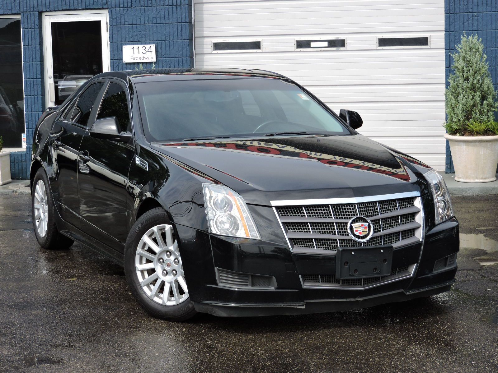 auto cadillac cts the show inventory