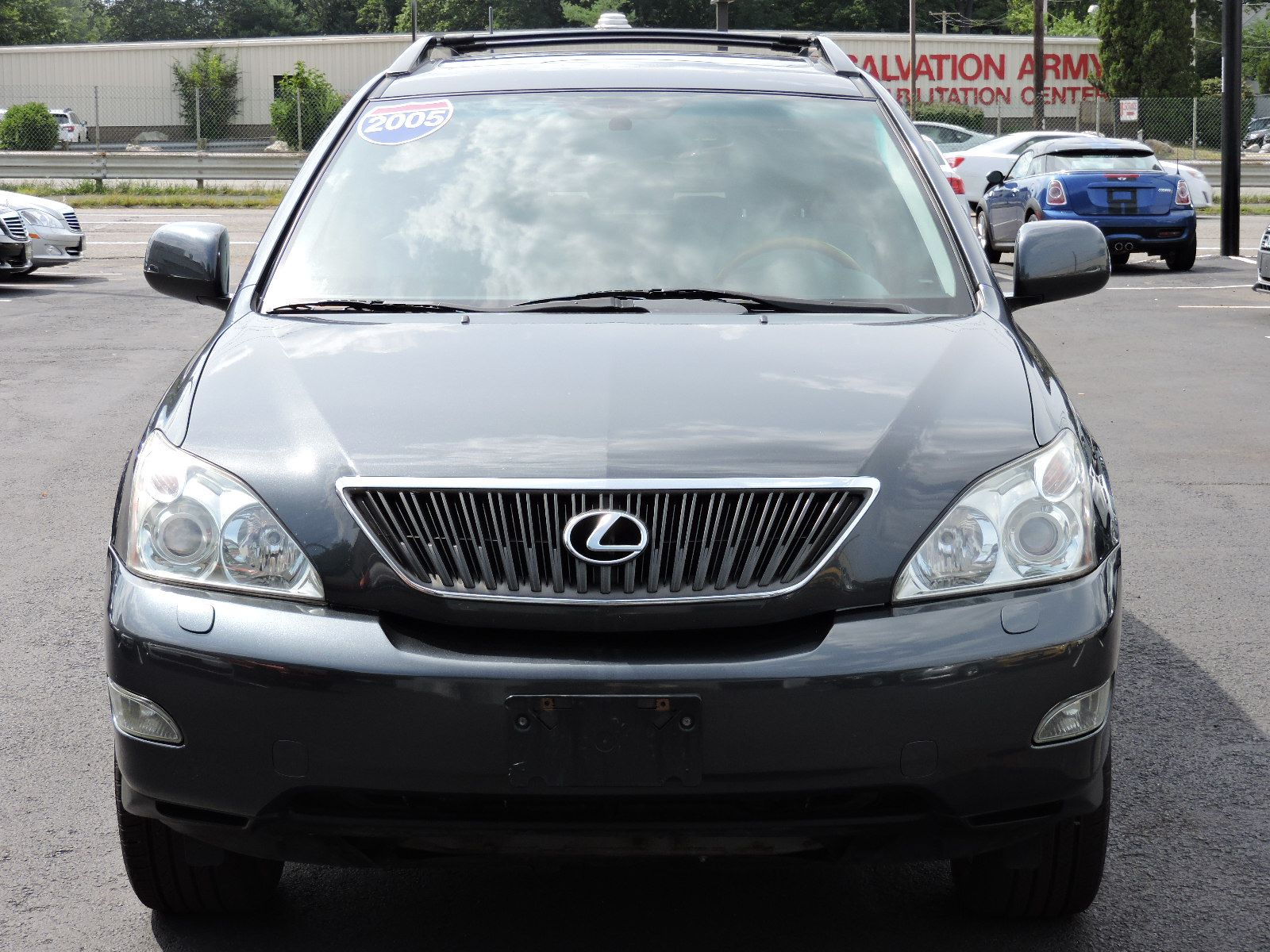 used 2005 lexus rx 330 x at saugus auto mall. Black Bedroom Furniture Sets. Home Design Ideas