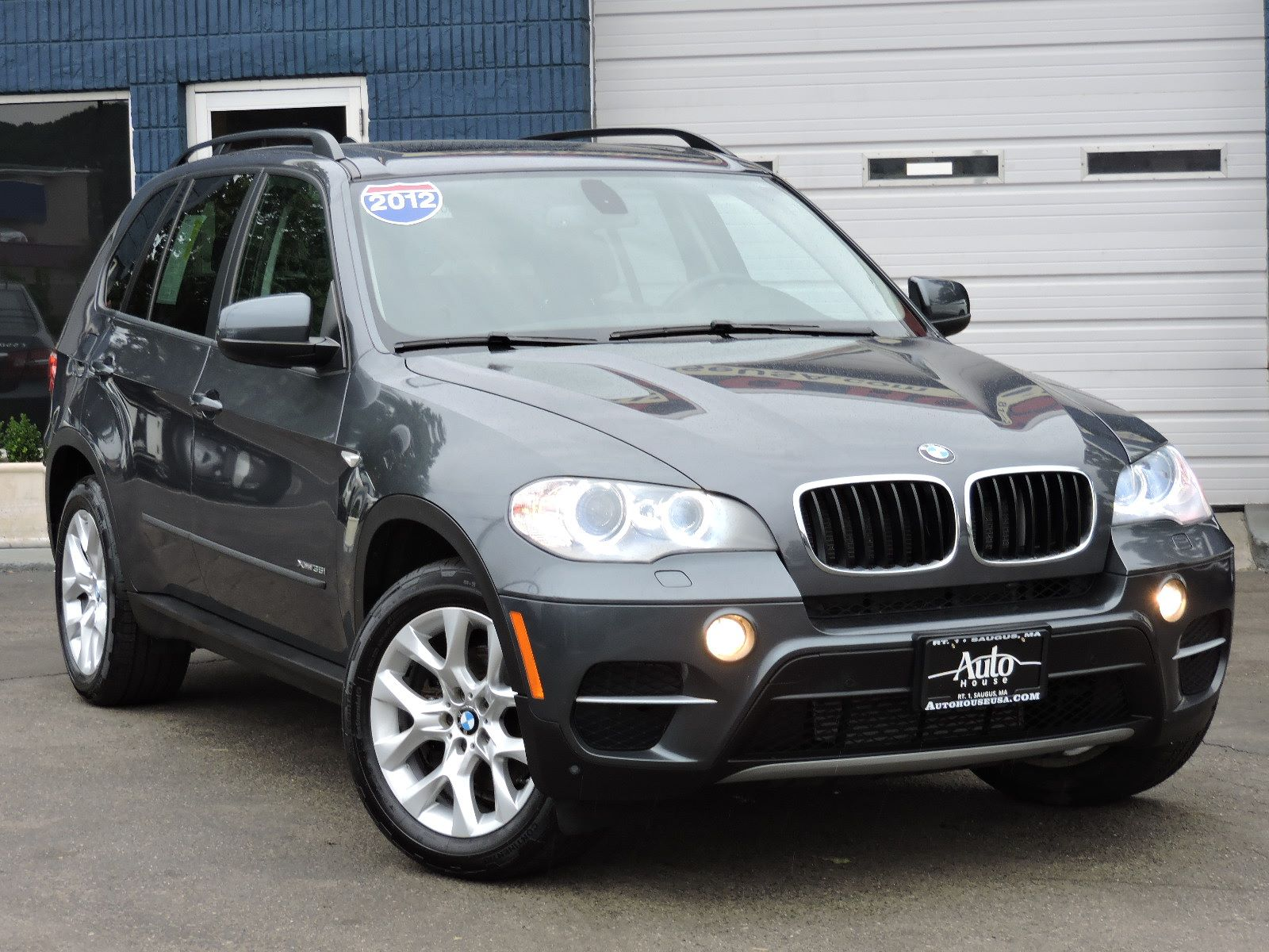 used 2012 bmw x5 35i premium at saugus auto mall. Black Bedroom Furniture Sets. Home Design Ideas