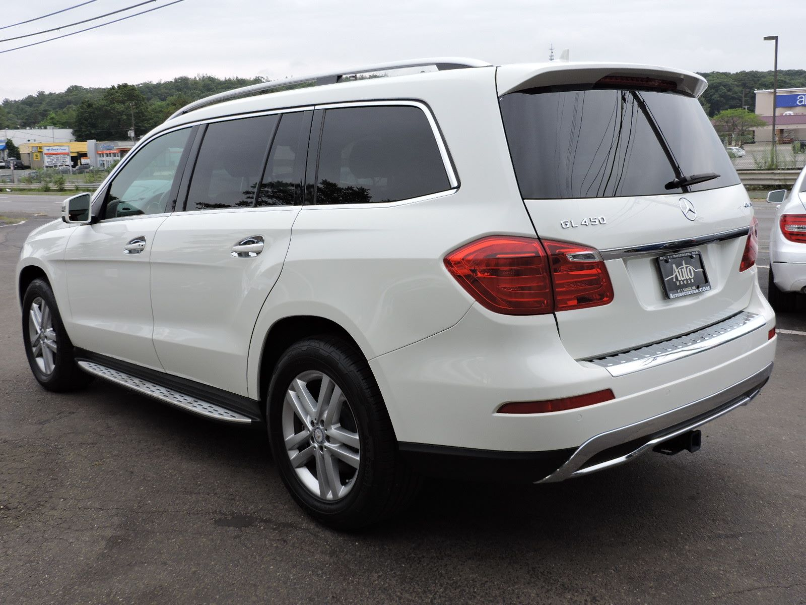 Used 2013 mercedes benz gl450 x at saugus auto mall for Mercedes benz gl 2013 price