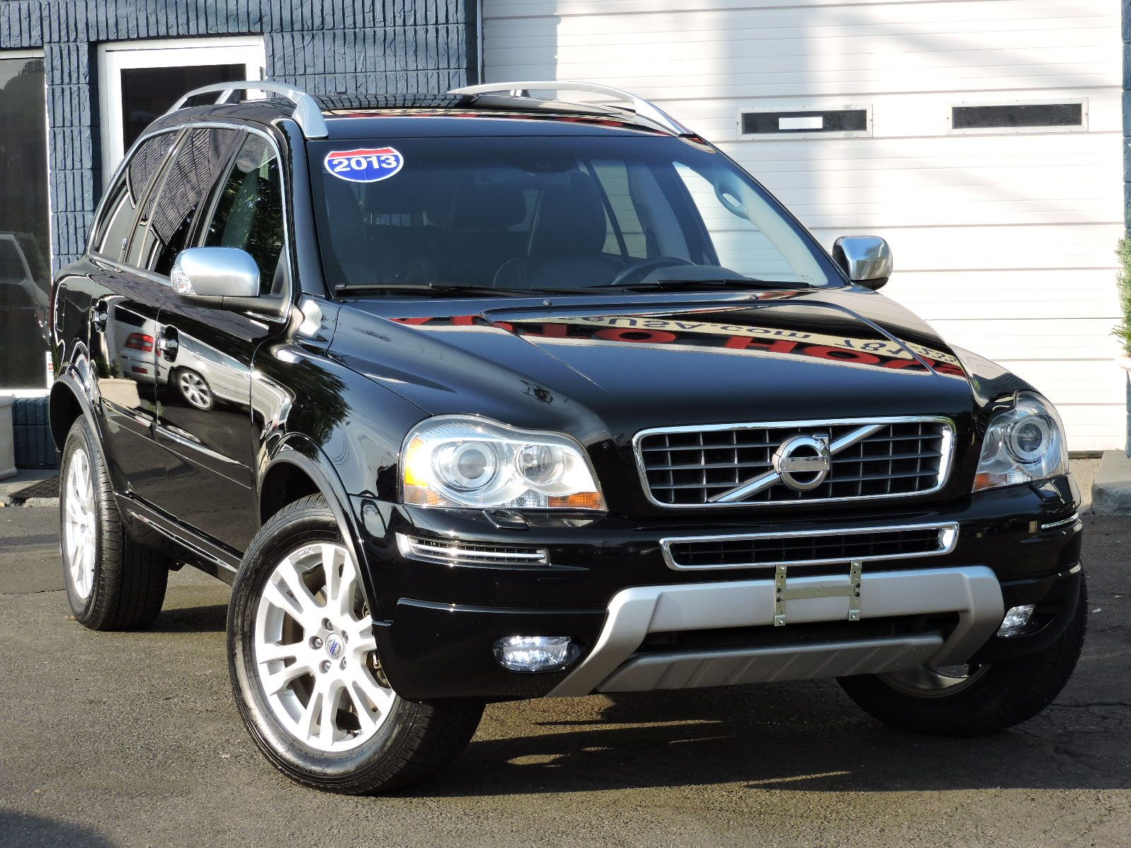 used 2013 volvo xc90 premier plus 3 2 premier plus at saugus auto mall. Black Bedroom Furniture Sets. Home Design Ideas