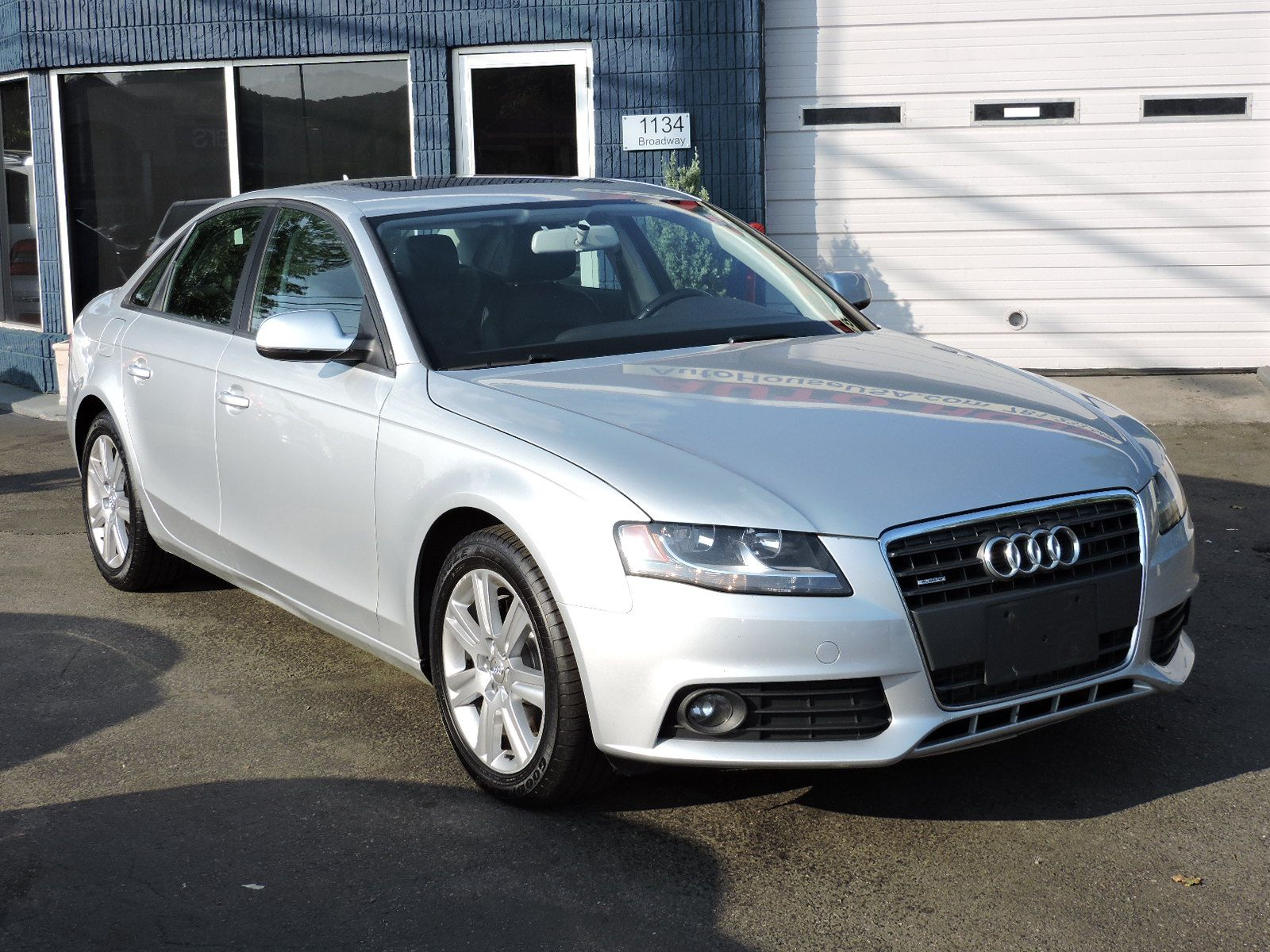 used 2011 audi a4 2 0t premium at saugus auto mall. Black Bedroom Furniture Sets. Home Design Ideas