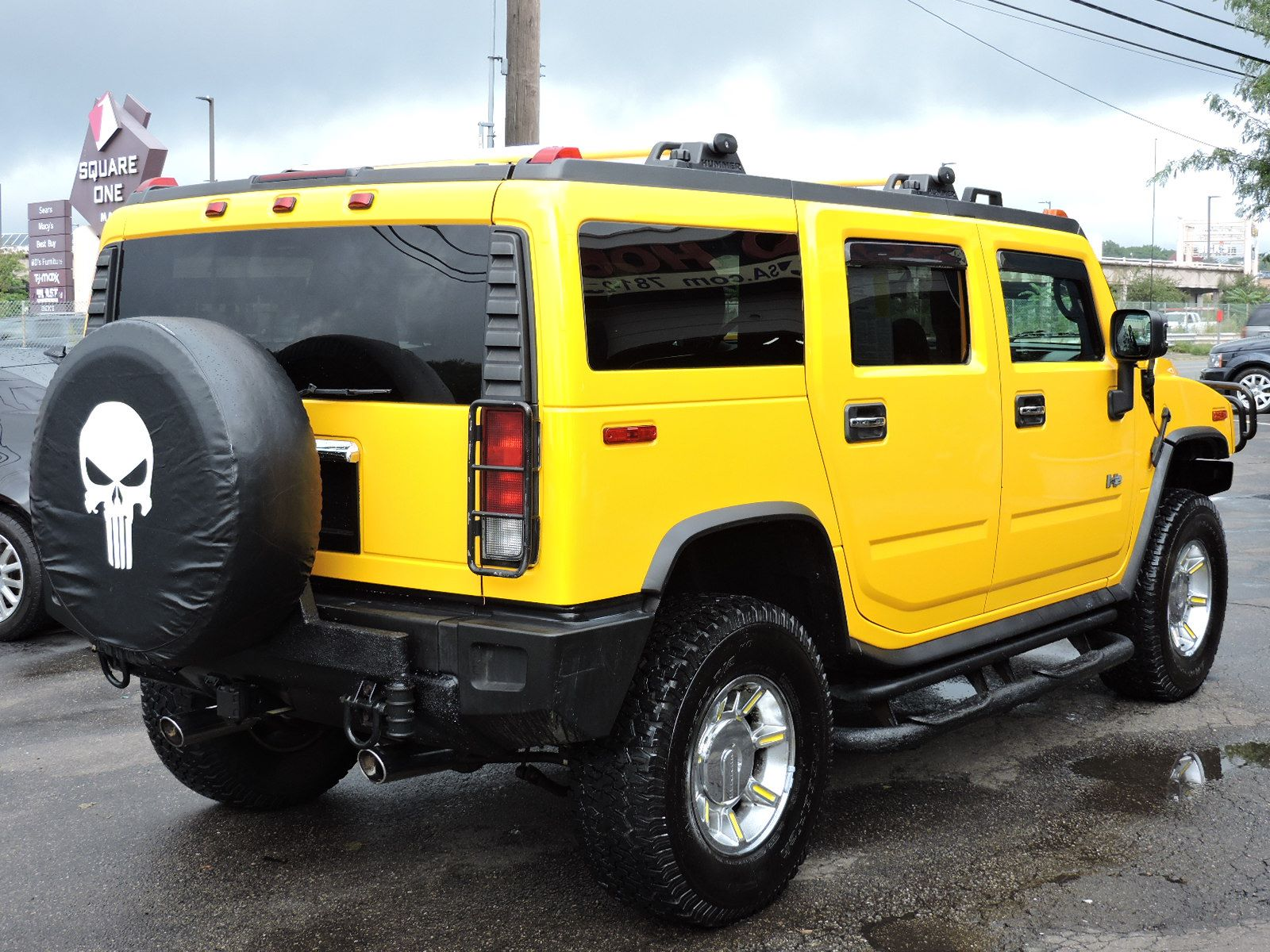 Used 2005 HUMMER H2 SUV at Saugus Auto Mall