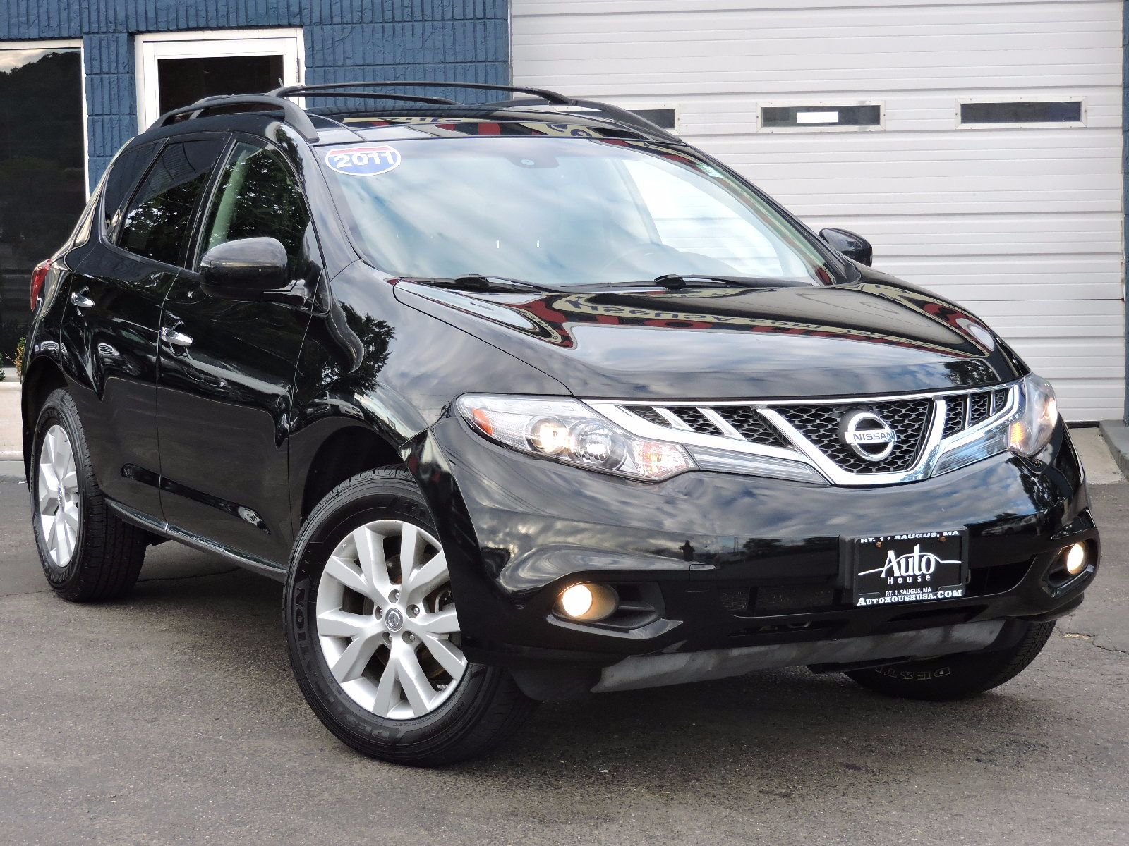 used 2011 nissan murano sl at saugus auto mall