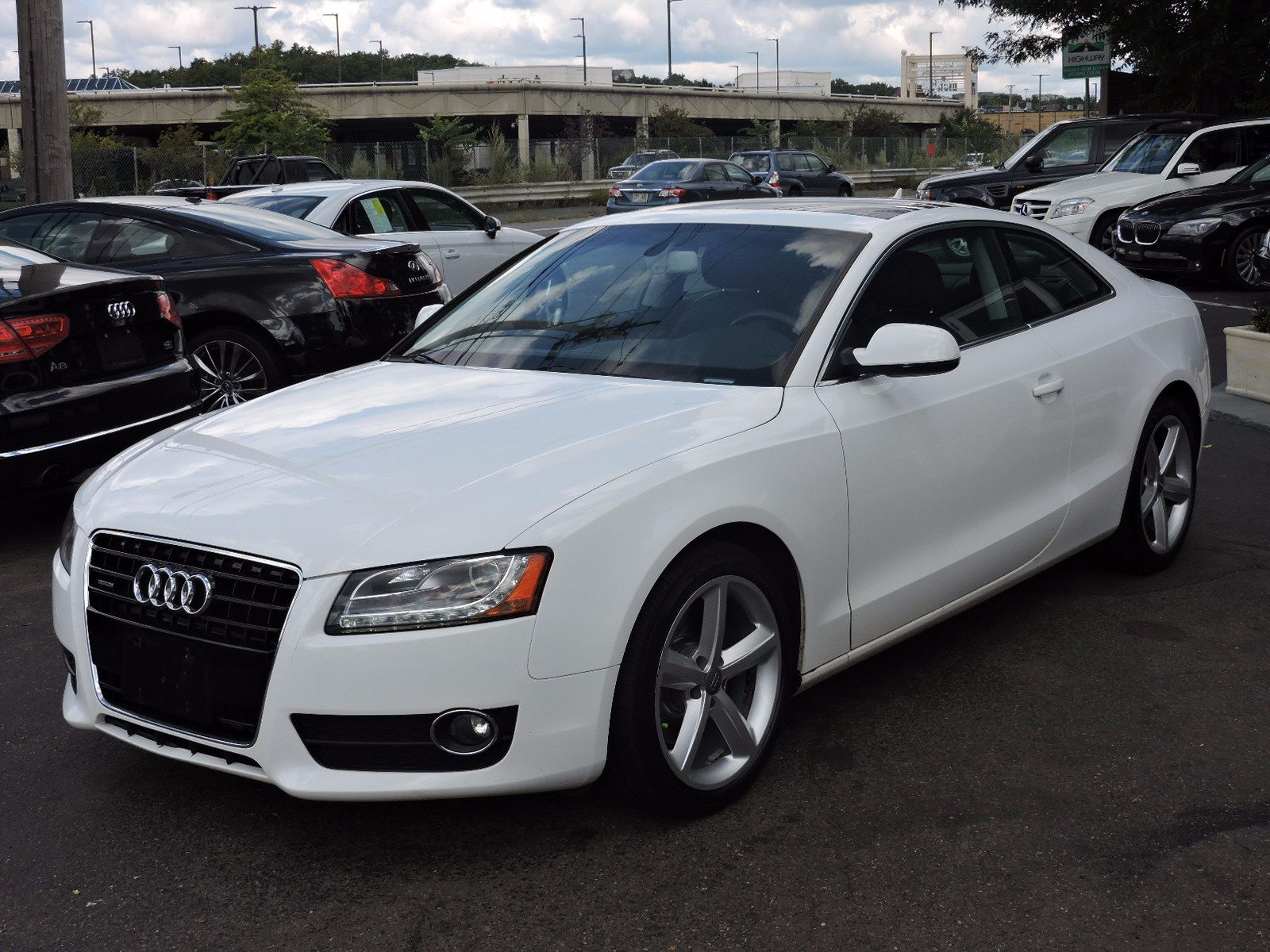 used 2010 audi a5 3 2l premium plus at saugus auto mall. Black Bedroom Furniture Sets. Home Design Ideas