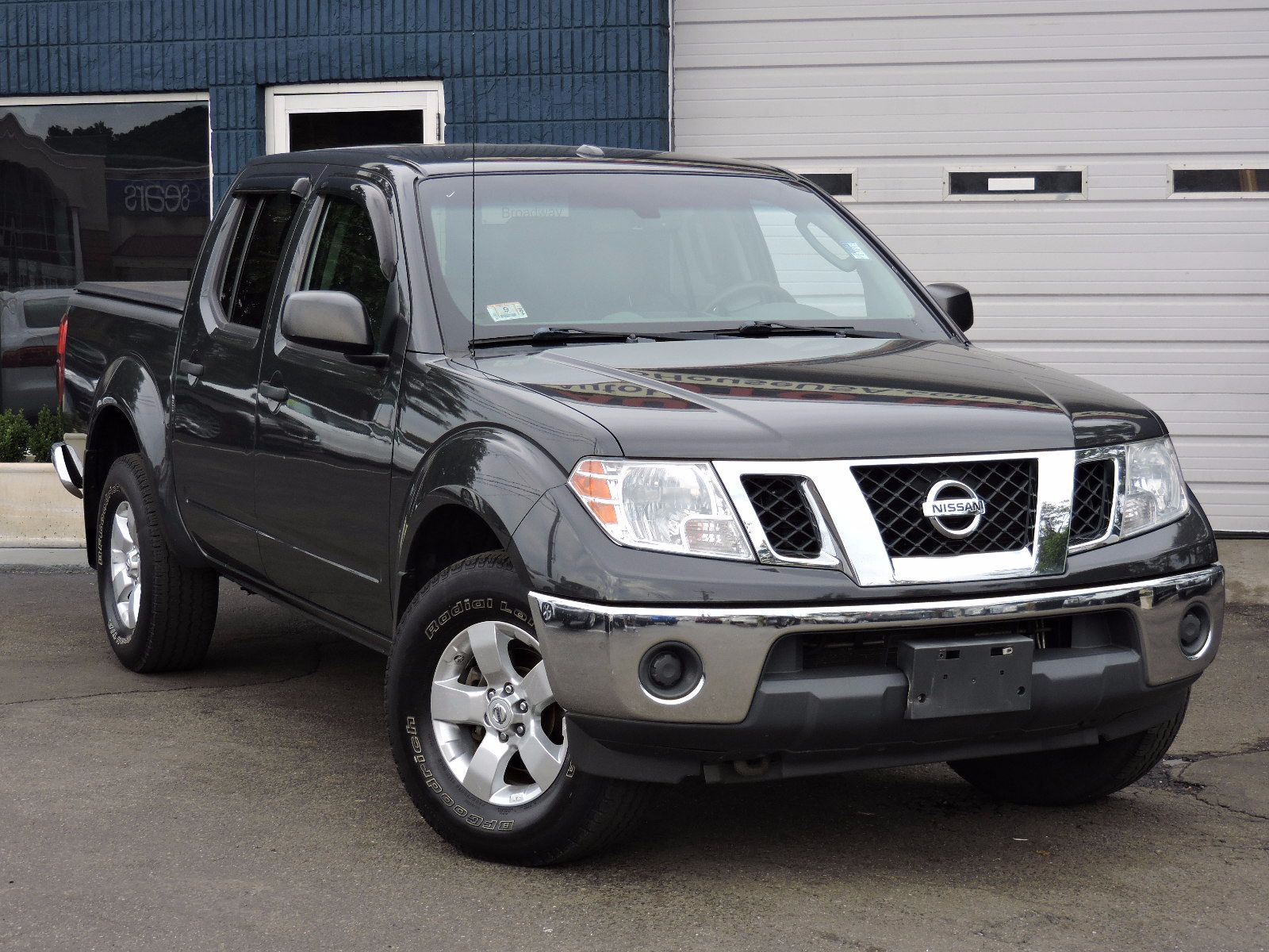 Used 2011 Nissan Frontier SV at Saugus Auto Mall