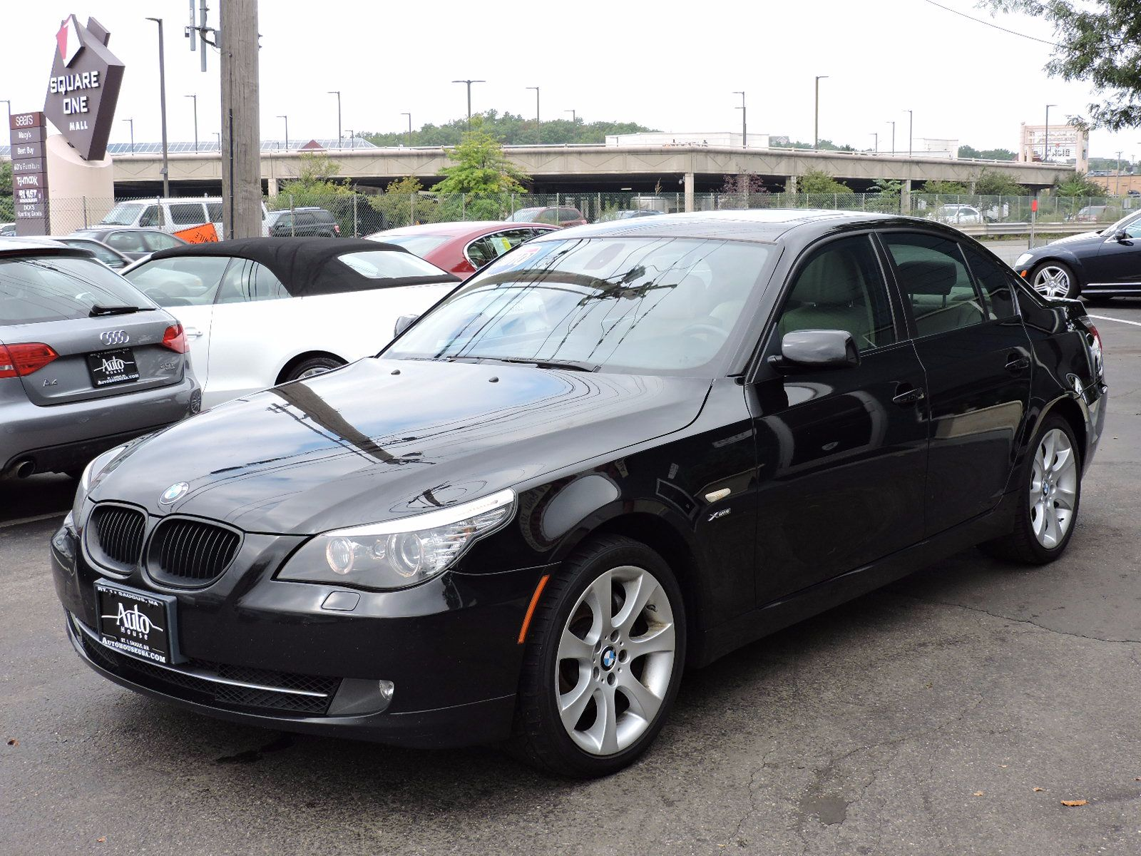 used 2010 bmw 535i 535i xdrive at saugus auto mall. Black Bedroom Furniture Sets. Home Design Ideas
