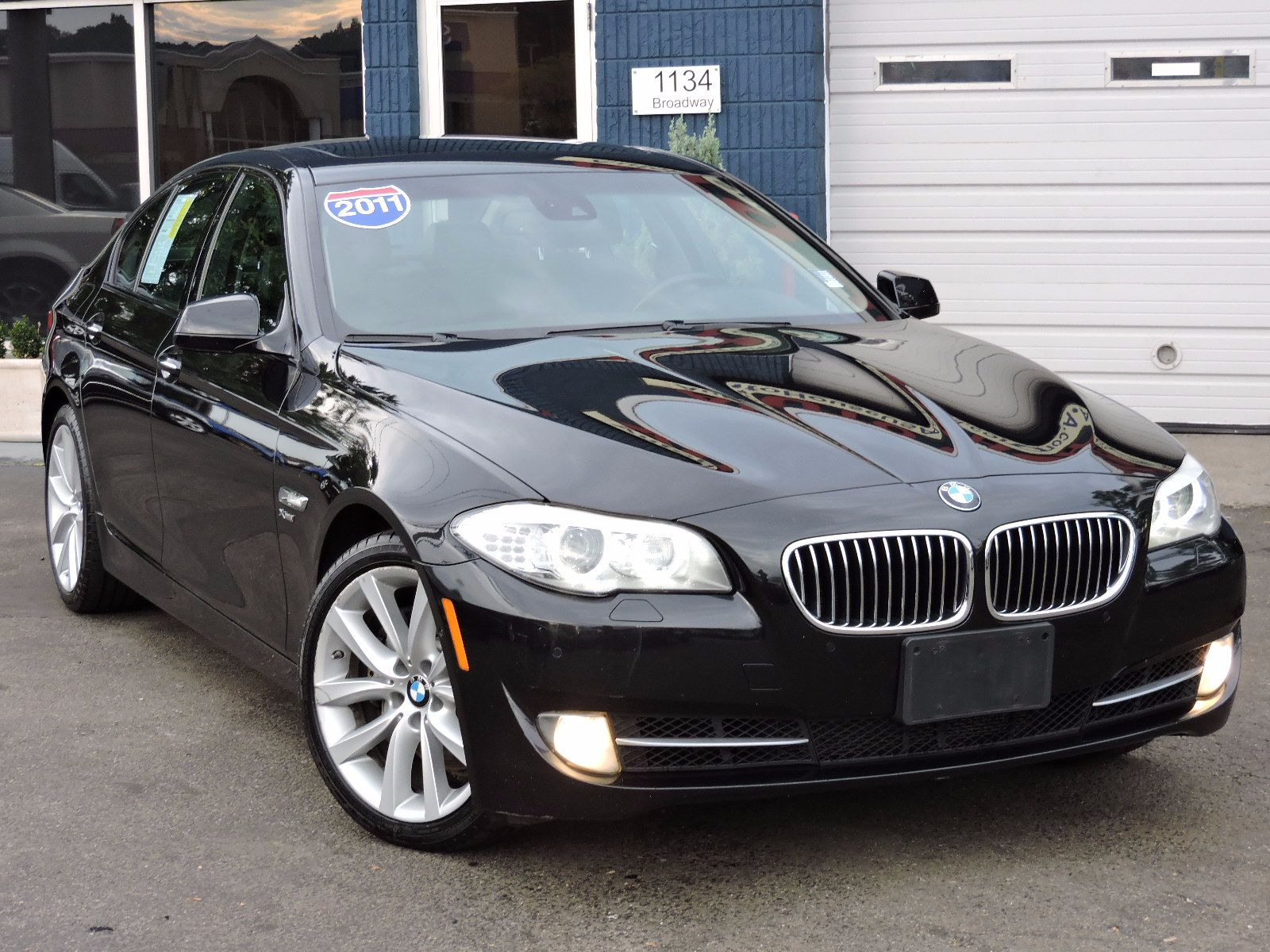used 2011 bmw 535i xdrive at saugus auto mall. Black Bedroom Furniture Sets. Home Design Ideas