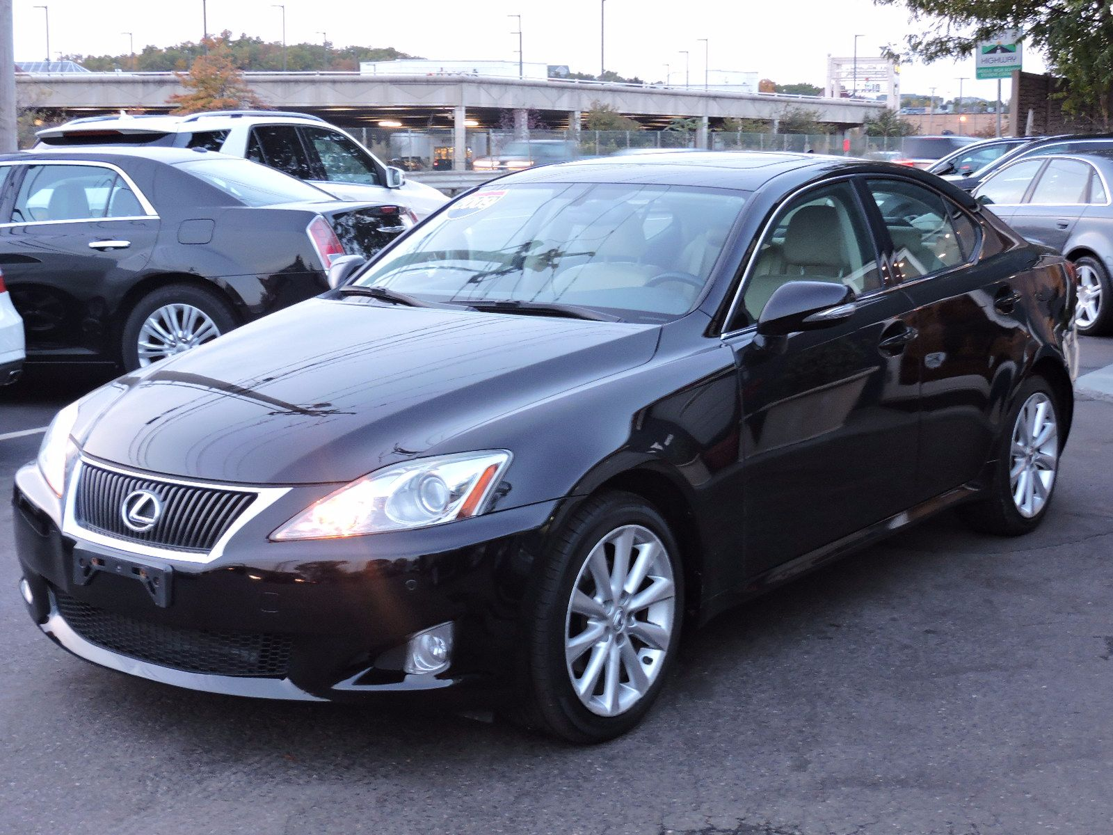 2009 Lexus IS 250 - All Wheel Drive - Navigation