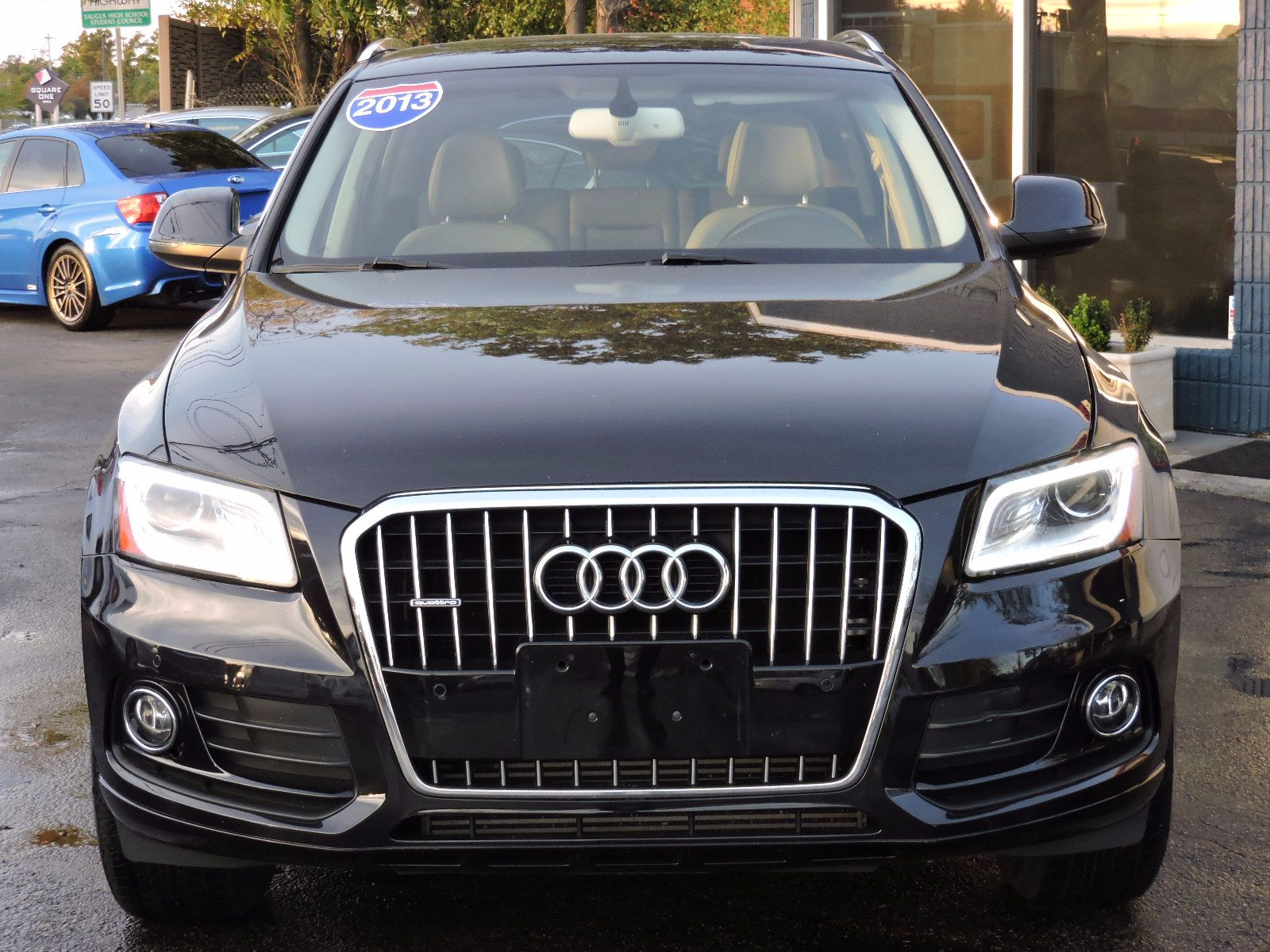 2013 Audi Q5 Premium Plus - 2.0T - Quattro - All Wheel Drive - Navigation