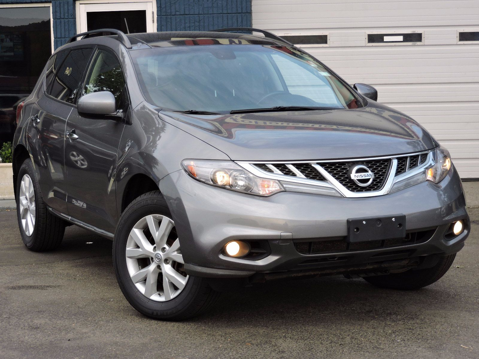 murano nissan sport utility in used platinum owned pre inventory awd schaumburg