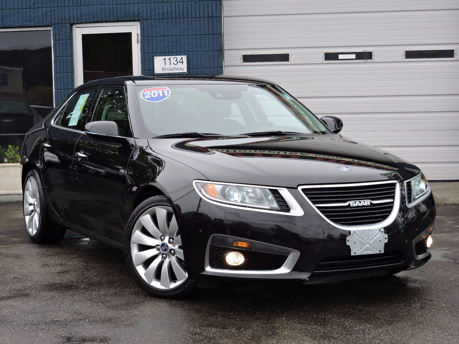 Used 2011 Saab 9 5 Aero Xwd At Saugus Auto Mall