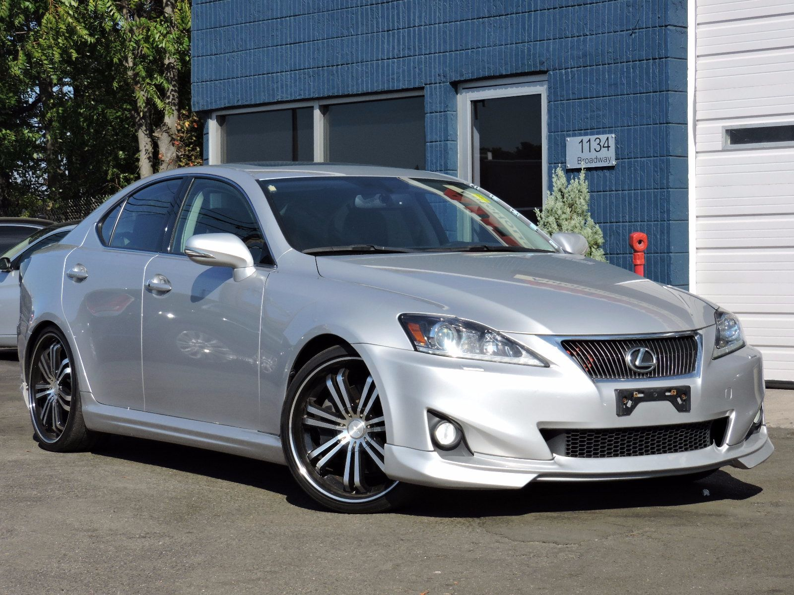 Superb 2011 Lexus IS 350   All Wheel Drive   Navigation ...