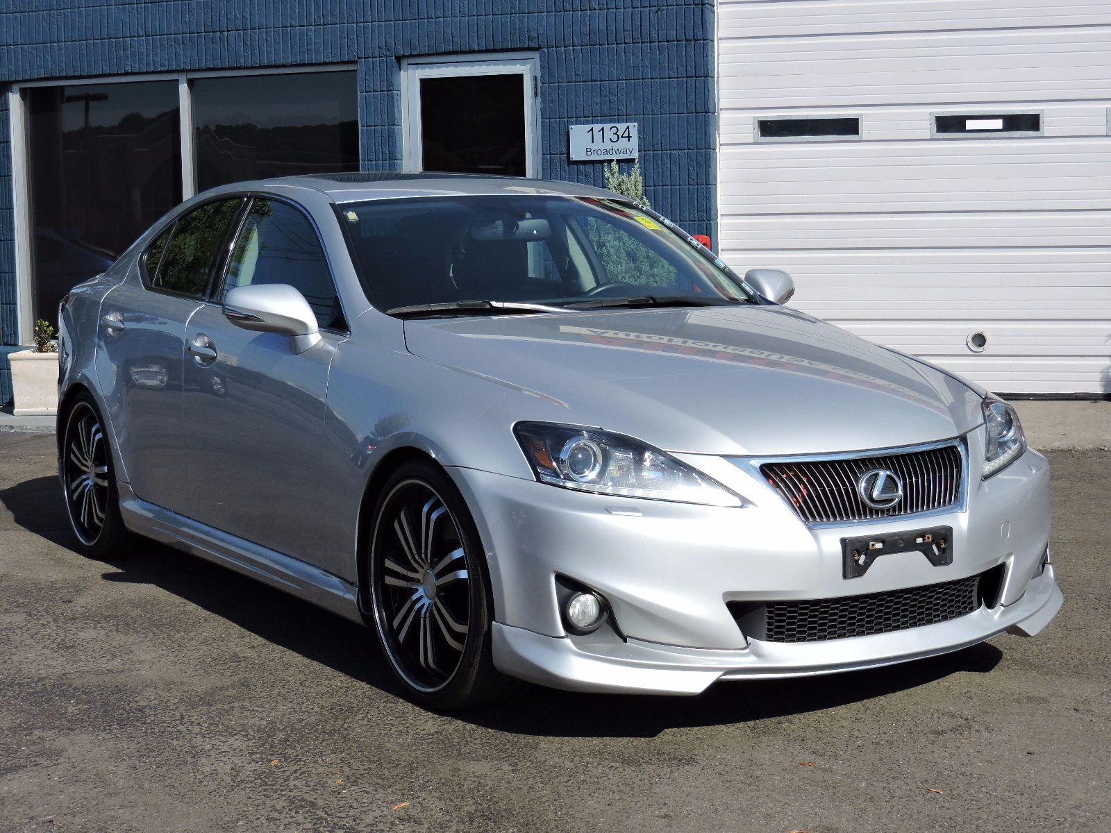 ... 2011 Lexus IS 350   All Wheel Drive   Navigation ...