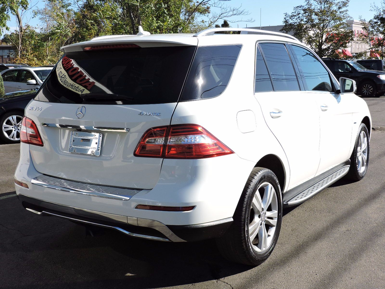 Used 2012 mercedes benz ml 350 ml 350 at saugus auto mall for Mercedes benz 350 ml
