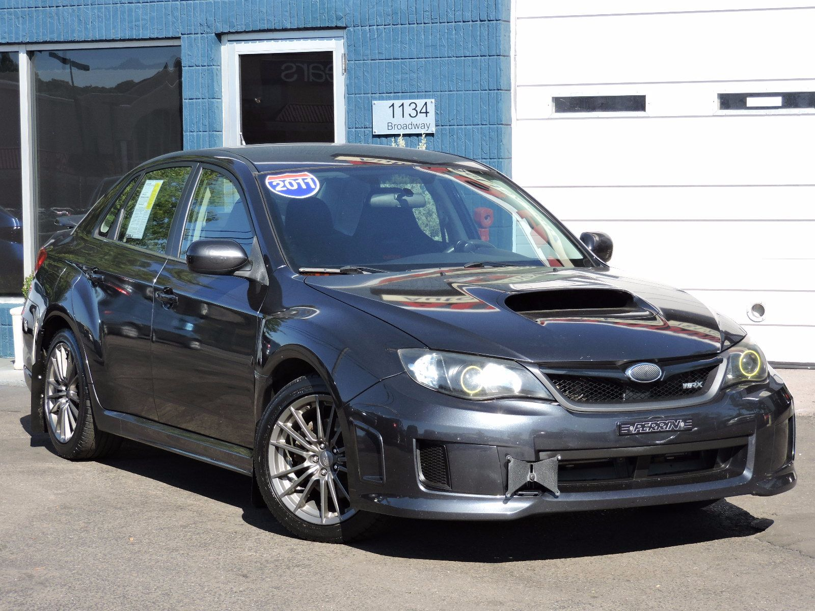 2011 Subaru Impreza WRX - All Wheel Drive - 5 Speed Manual